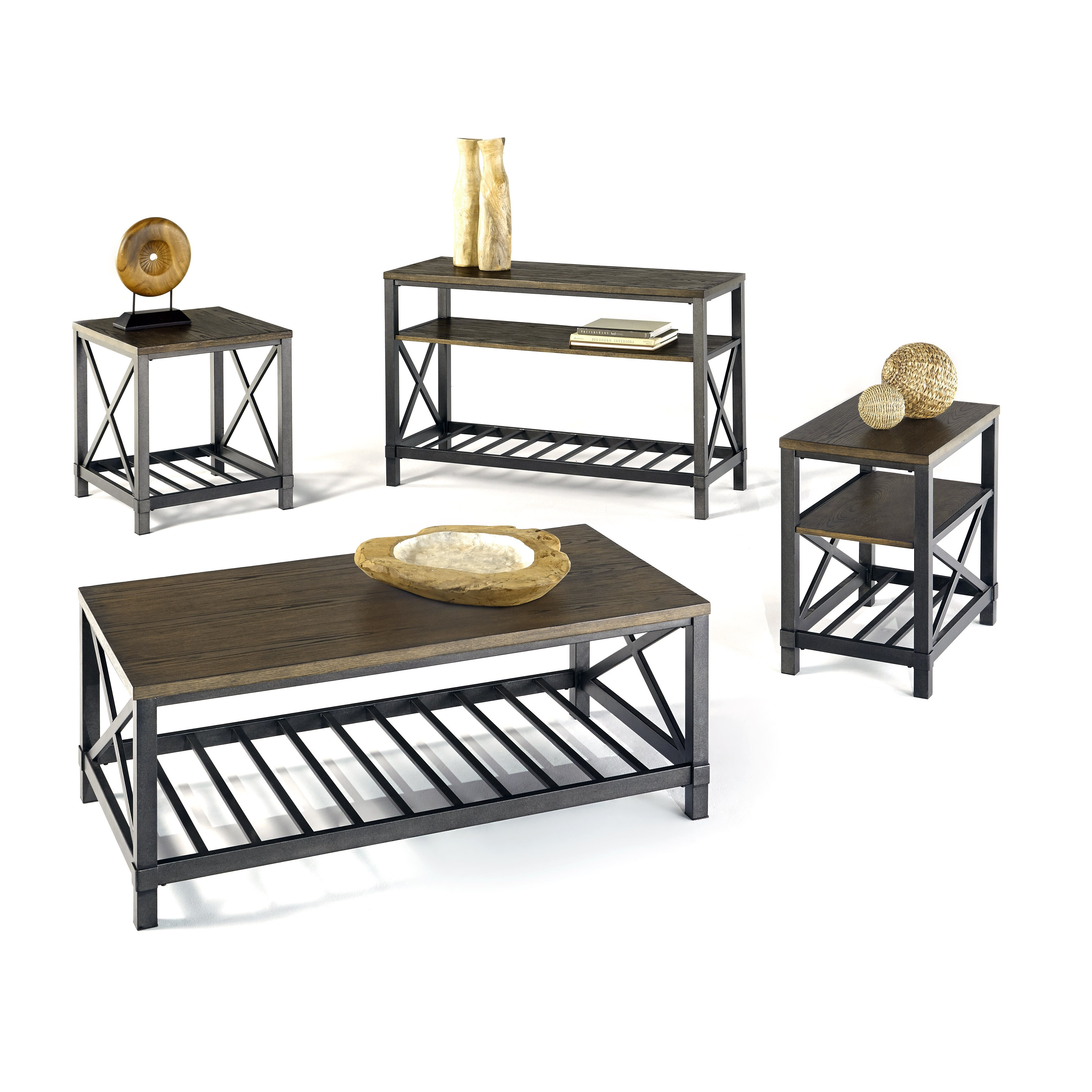 Loon Peak Dakota Coffee Table Wayfair Supply