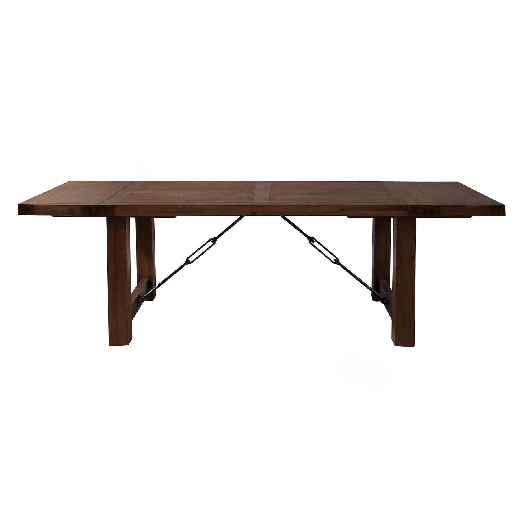 Loon peak piumafua dining table reviews wayfair for Wayfair dining table