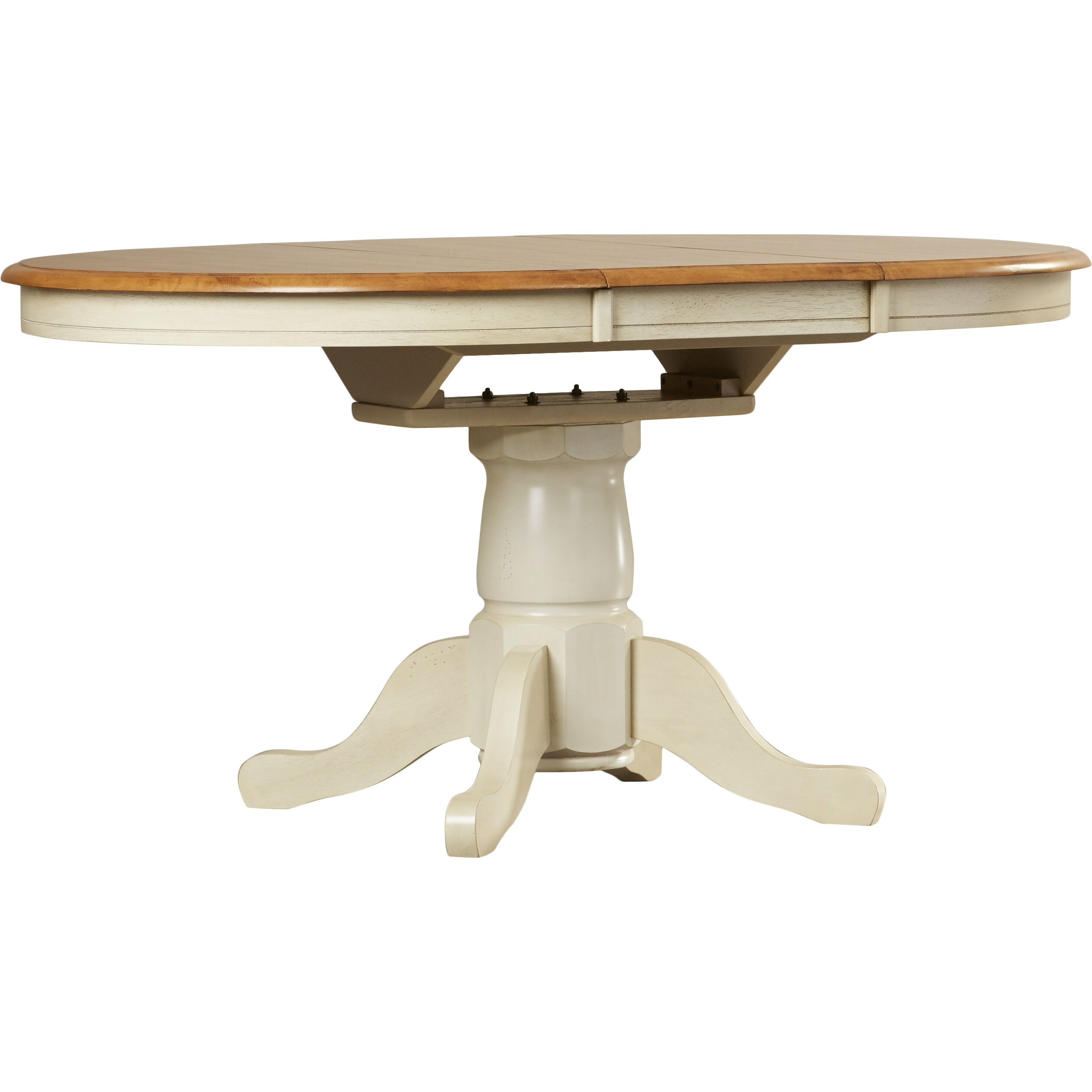 Loon Peak Clarno Extendable Dining Table amp Reviews Wayfair : Loon Peak Clarno Extendable Dining Table LOON2185 from www.wayfair.com size 2517 x 2517 jpeg 285kB
