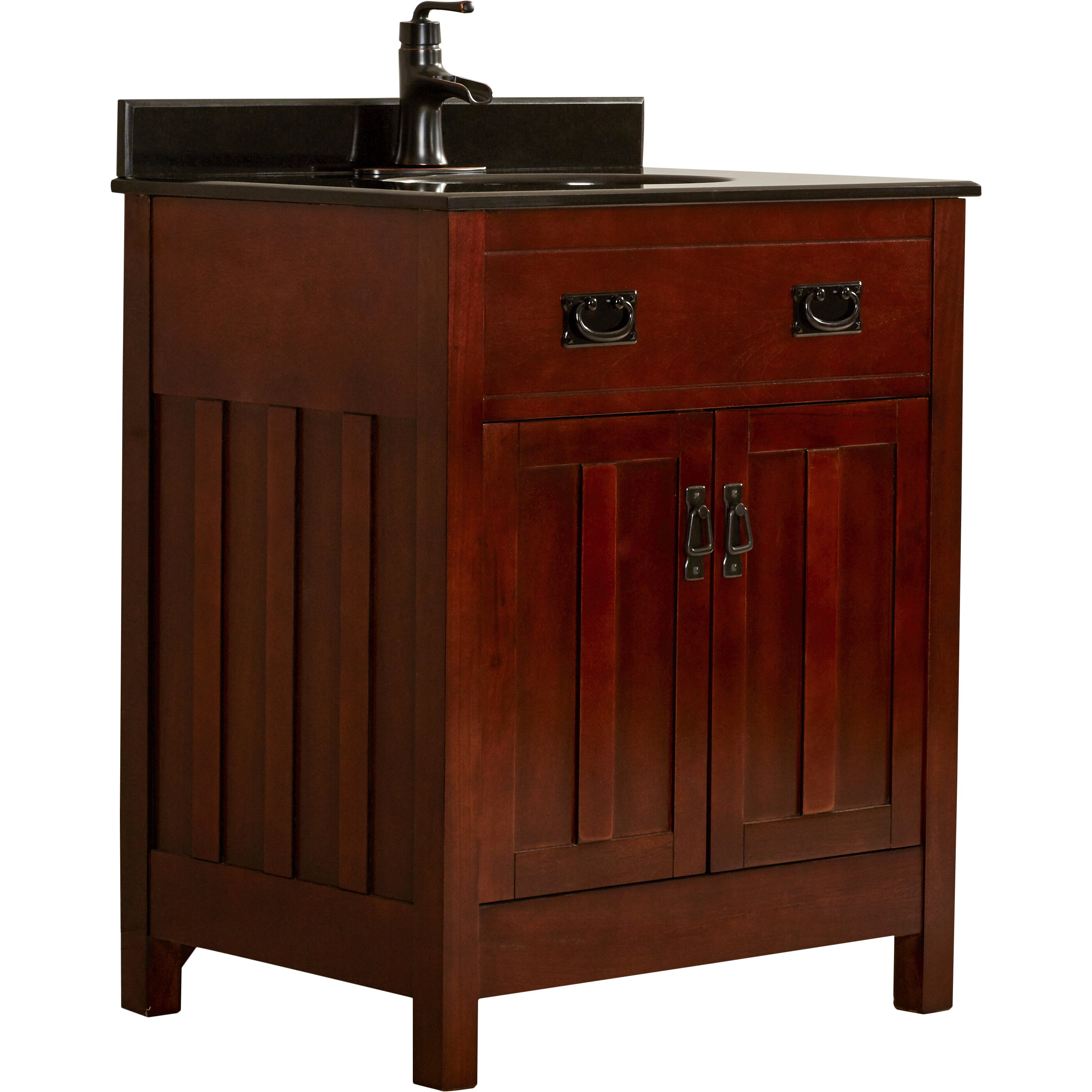 "Loon Peak Claygate 28"" Single Bathroom Vanity Set"