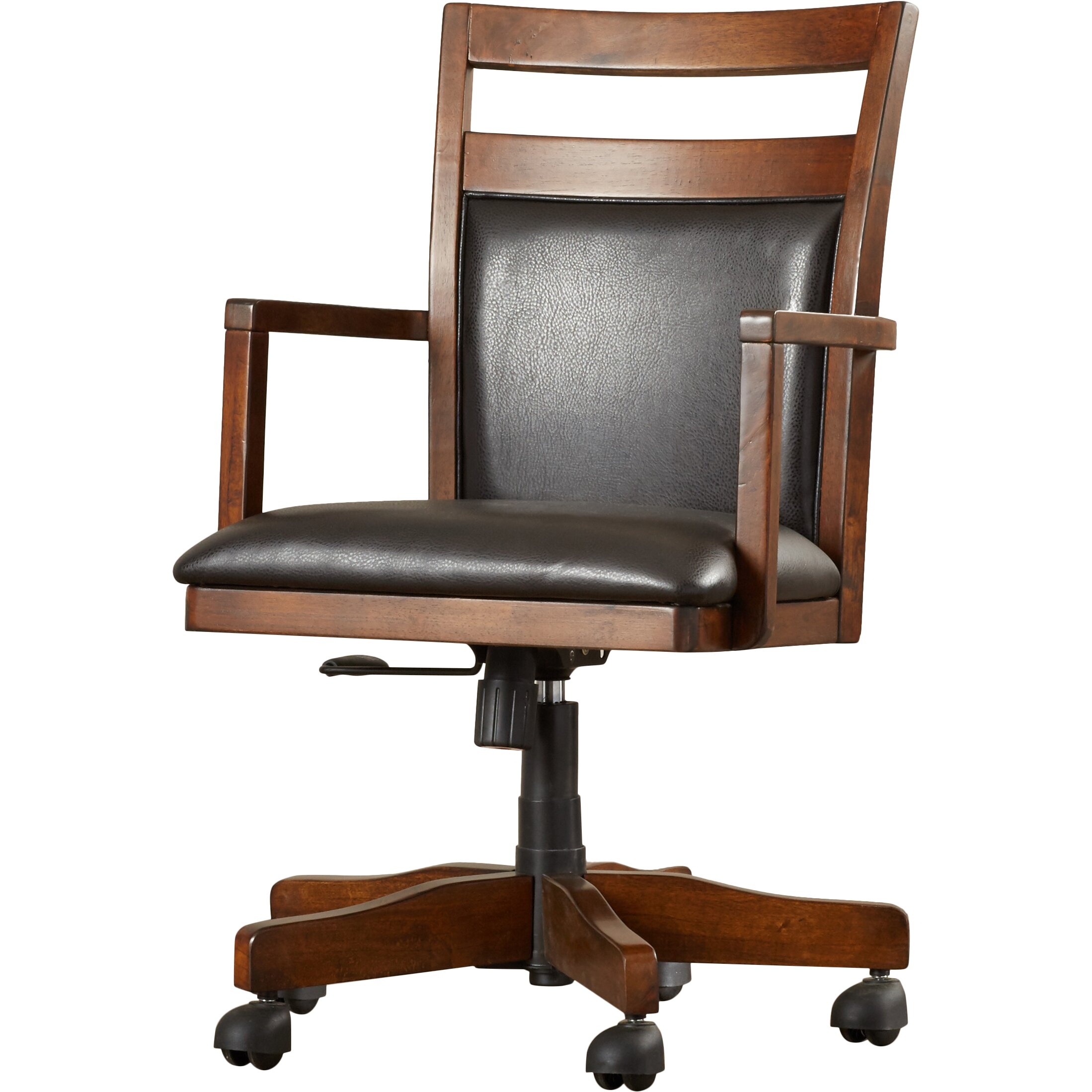 Loon peak auke desk chair reviews wayfair for Furniture 2 day shipping