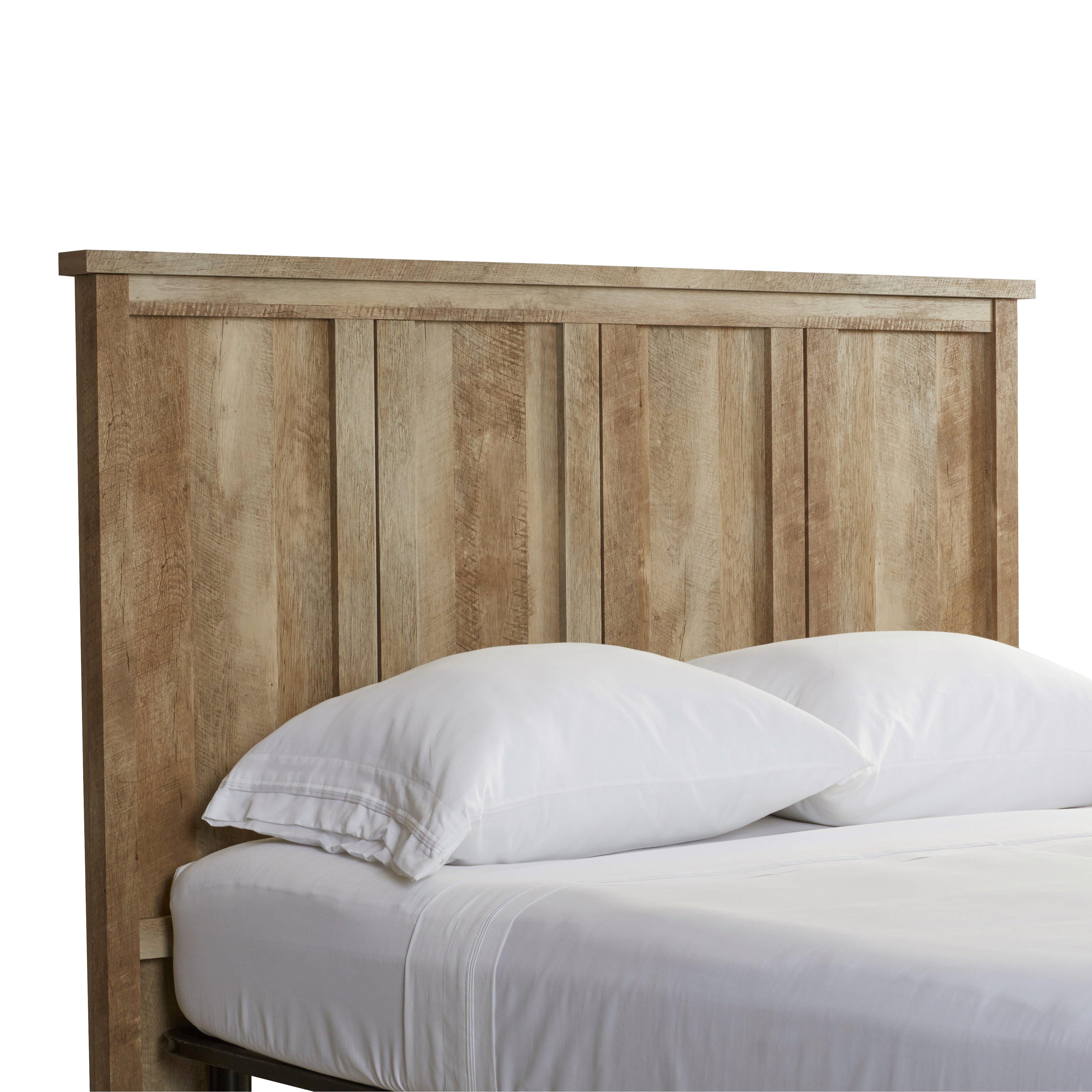 Loon Peak Sunlight Spire Full Wood Headboard & Reviews  Wayfair