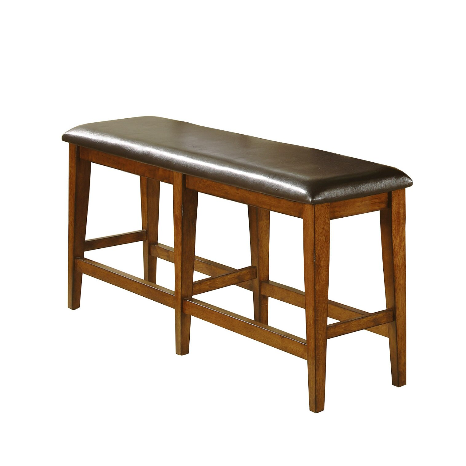 Loon Peak Agatha Upholstered Kitchen Bench & Reviews