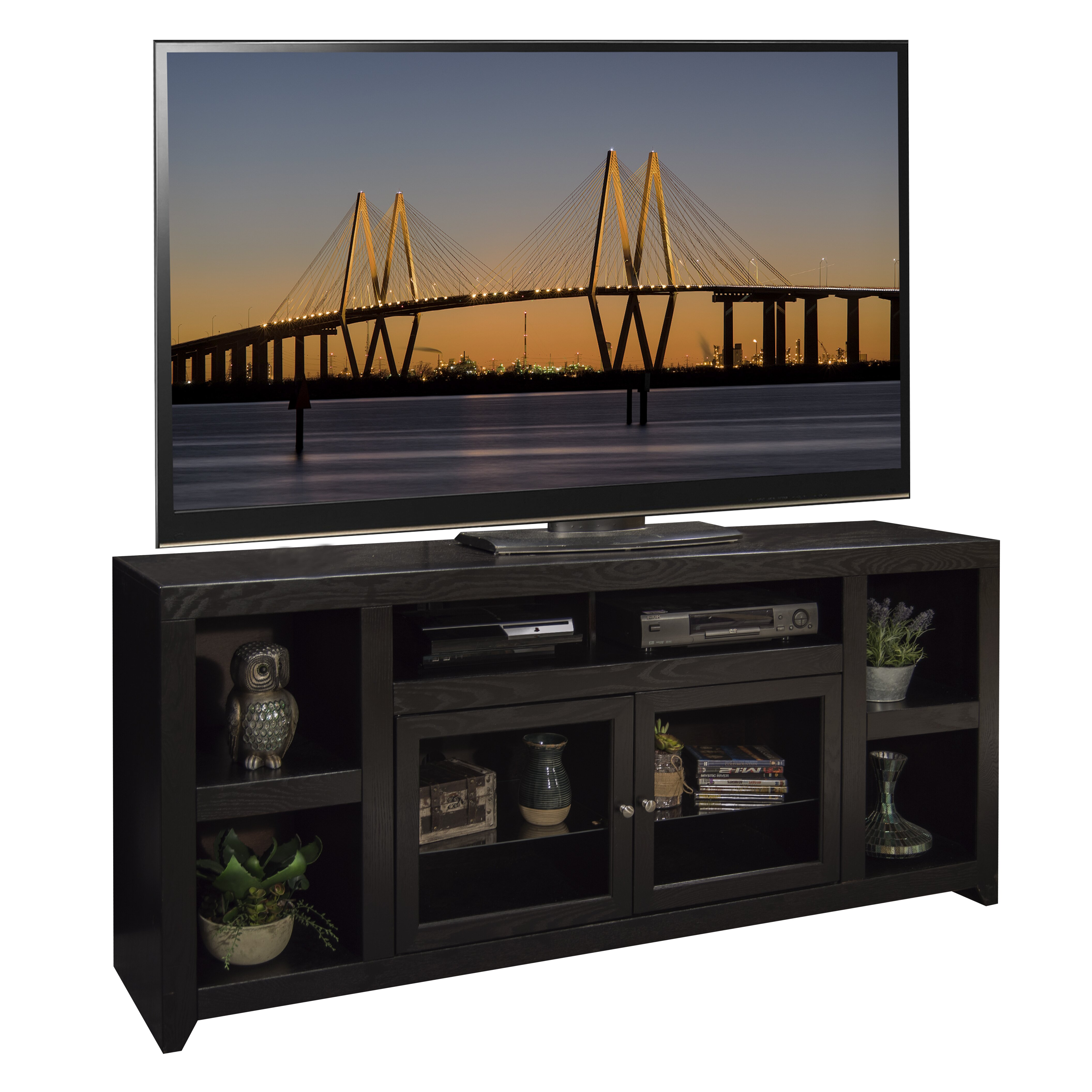Loon Peak Salt Creek TV Stand & Reviews