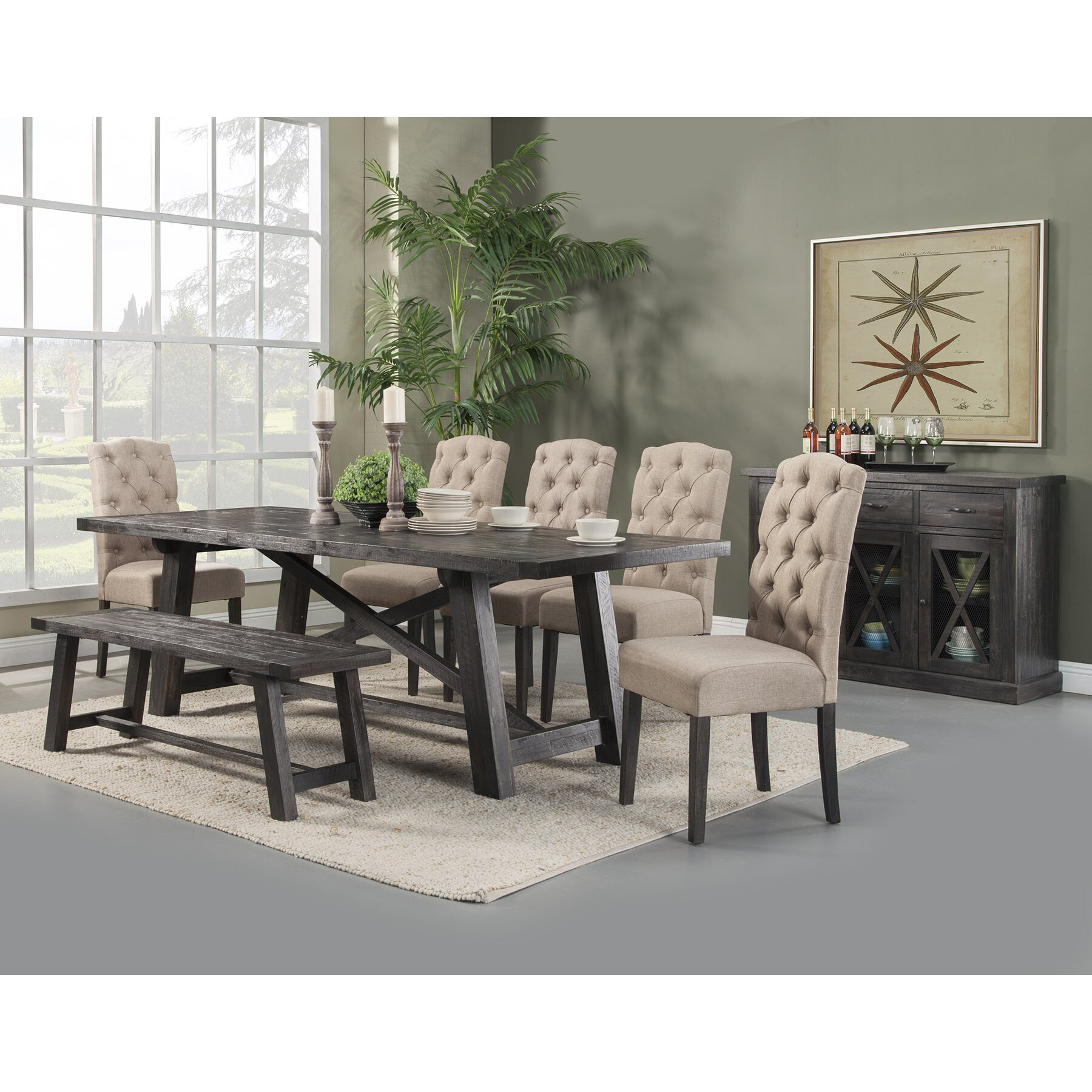 Loon Peak Todd Creek Extendable Dining Table amp Reviews  : Todd Creek Extendable Dining Table LOON2523 from www.wayfair.ca size 1800 x 1800 jpeg 537kB