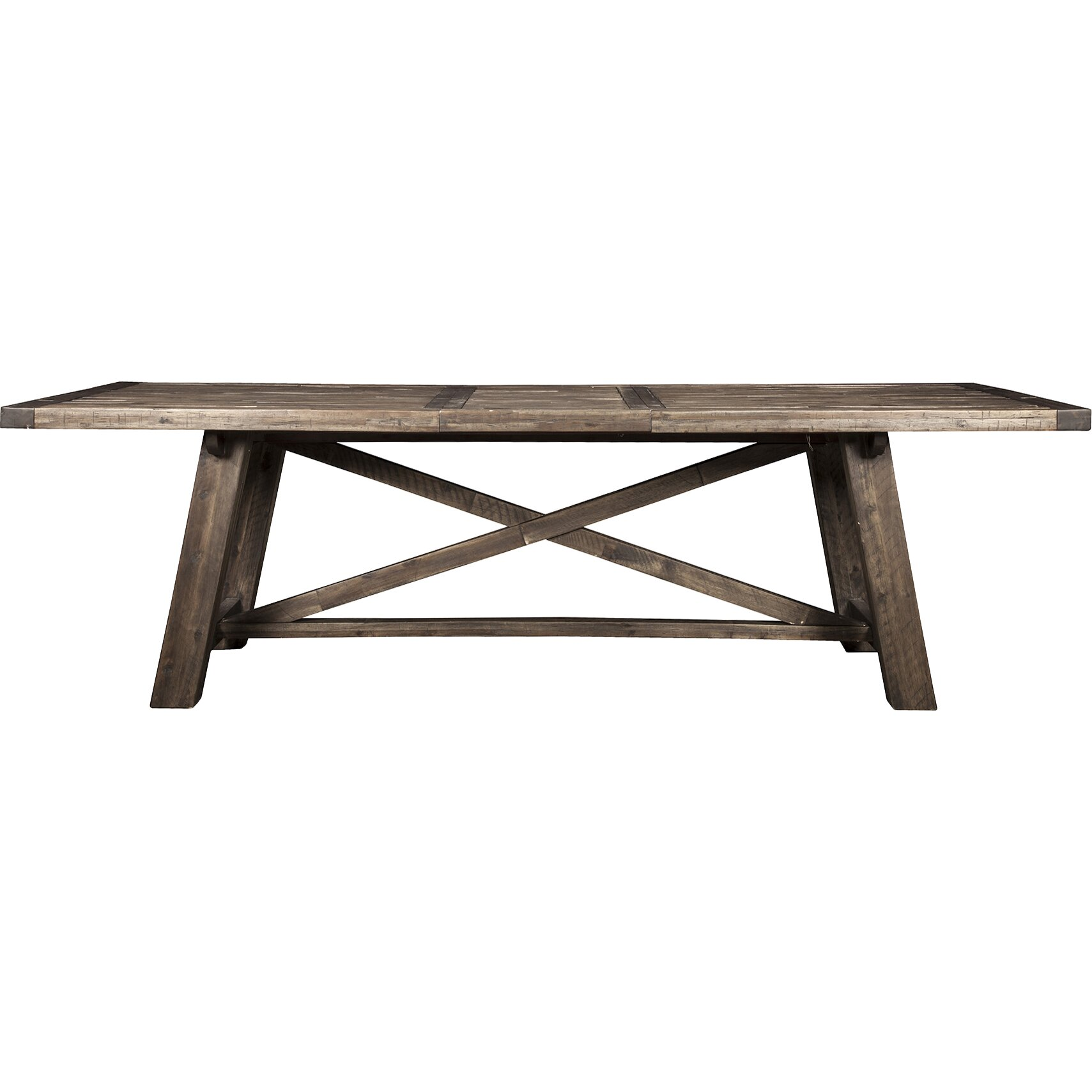 Loon Peak Todd Creek Extendable Dining Table amp Reviews  : Todd Creek Extendable Dining Table LOON2523 from www.wayfair.ca size 1709 x 1709 jpeg 165kB