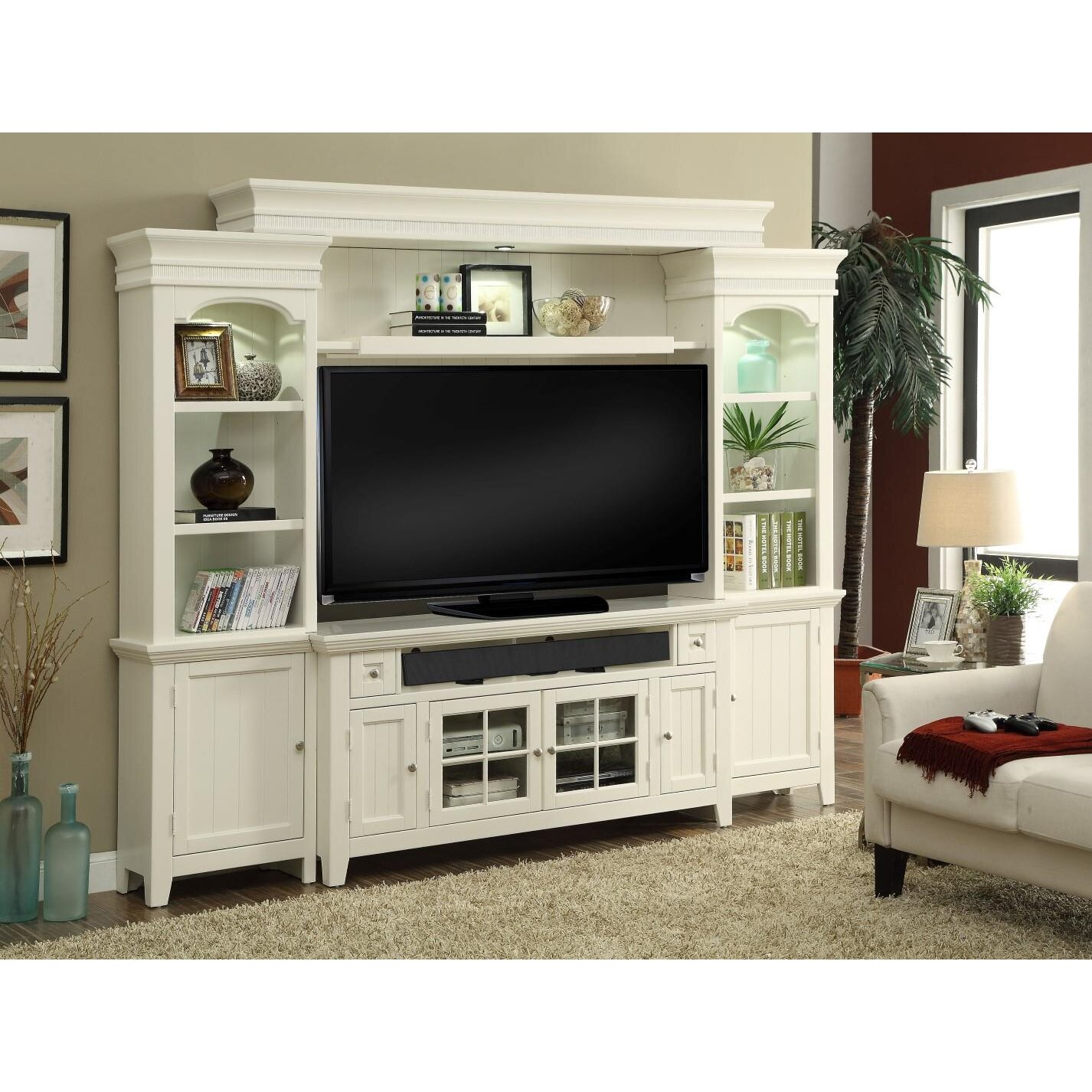 loon peak shoshoni 62 quot console entertainment center 74513