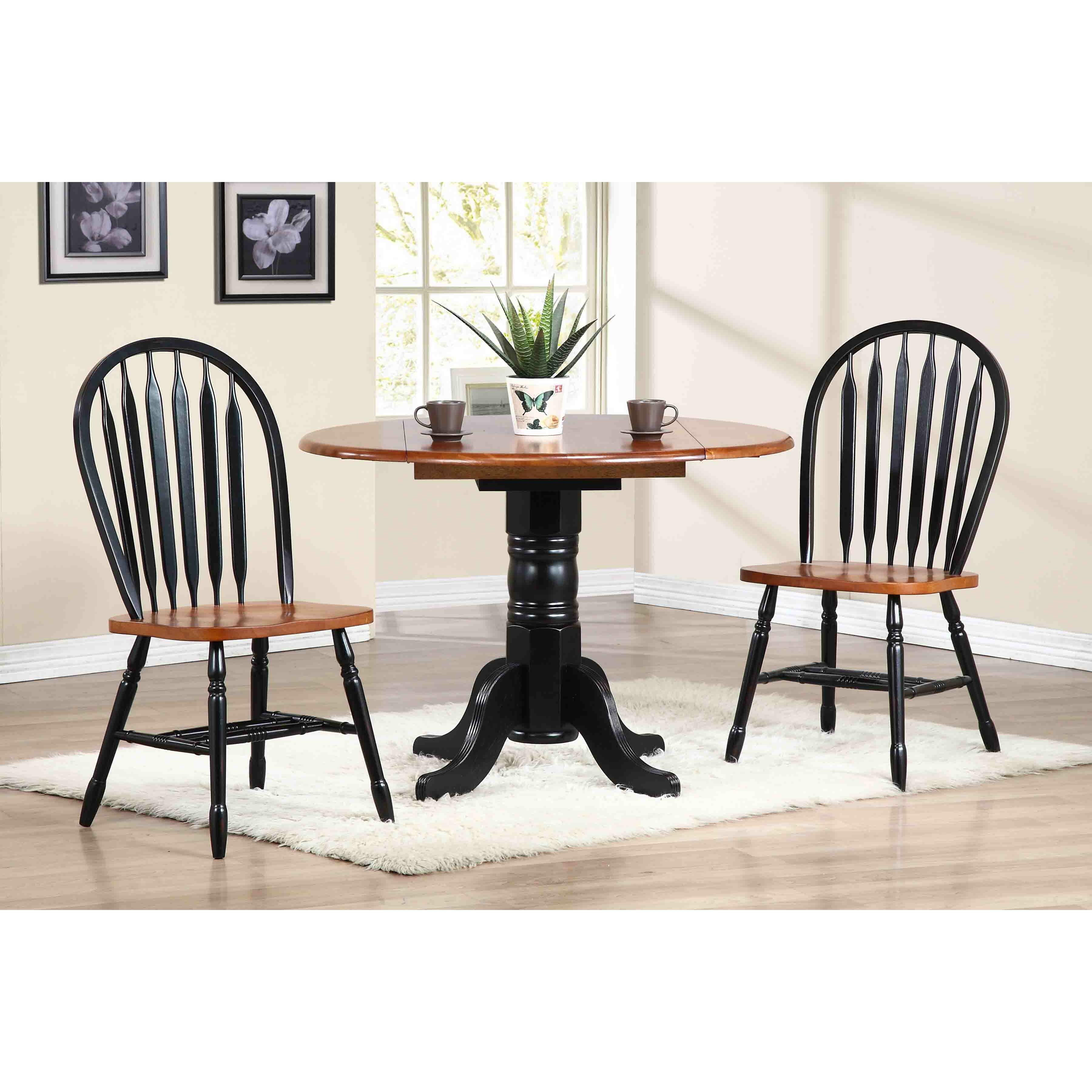 Loon Peak Banksville Extendable Dining Table amp Reviews  : Loon Peak25C225AE Banksville Extendable Dining Table from www.wayfair.com size 3600 x 3600 jpeg 516kB