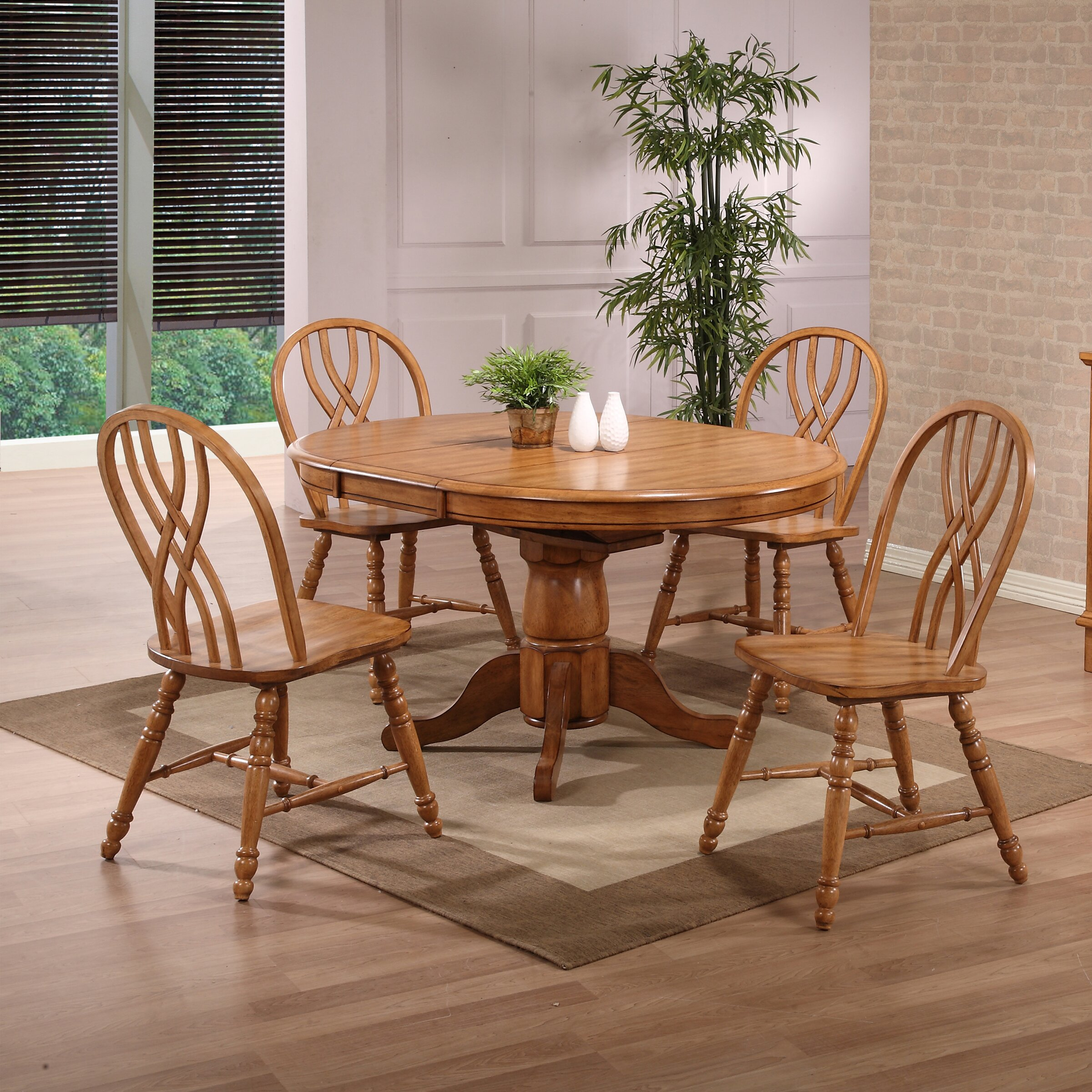 Loon Peak Clarno Extendable Dining Table Amp Reviews