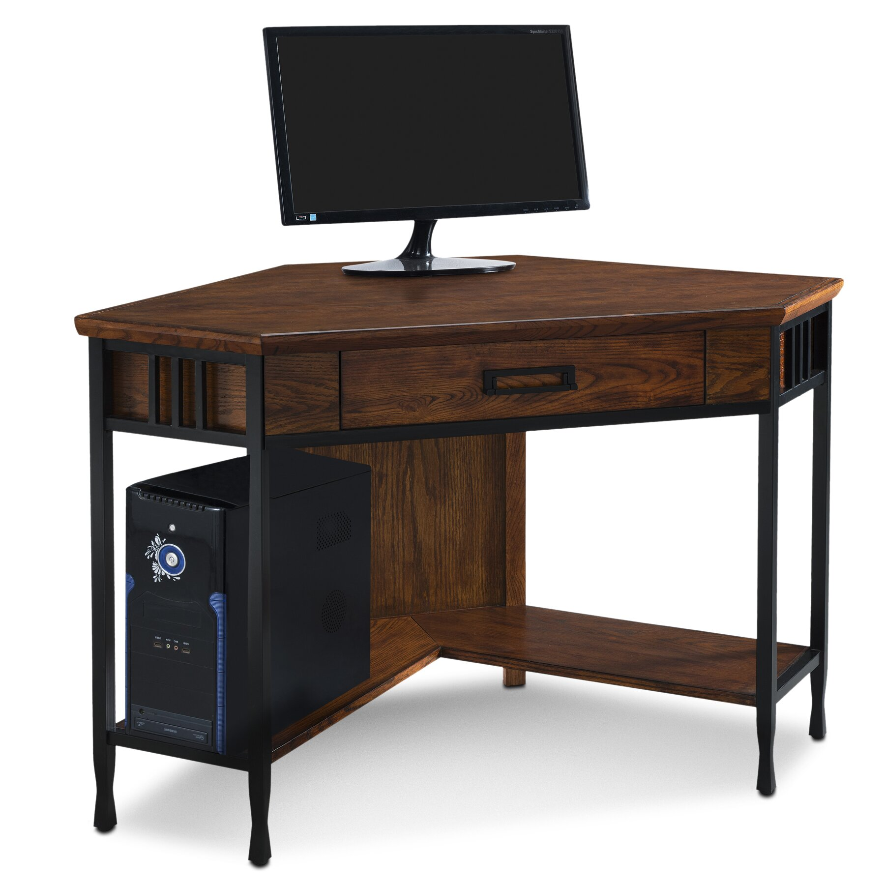 Loon peak clearsky computer desk reviews Peak office furniture