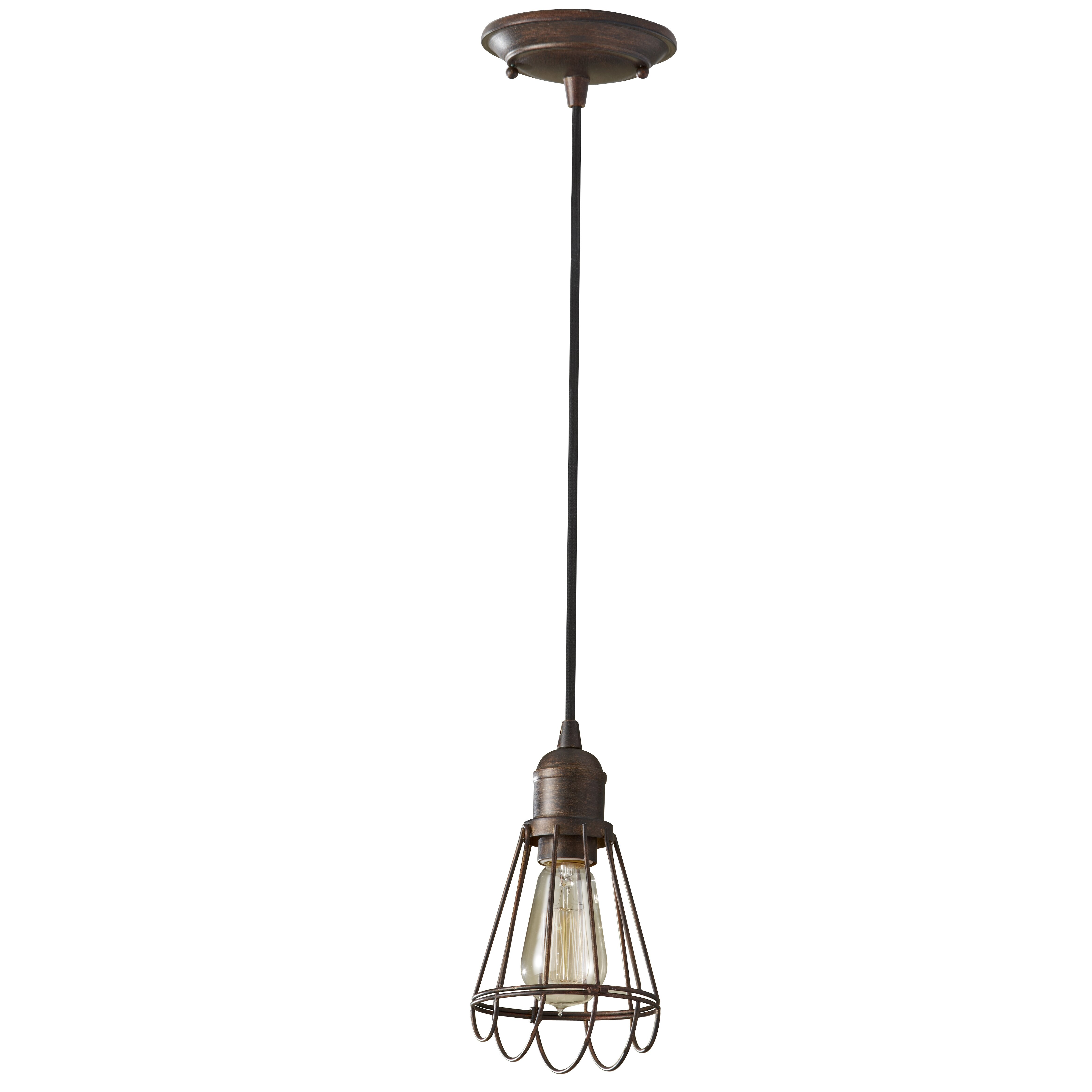 Trent Austin Design Trystan 1 Light Mini Pendant & Reviews