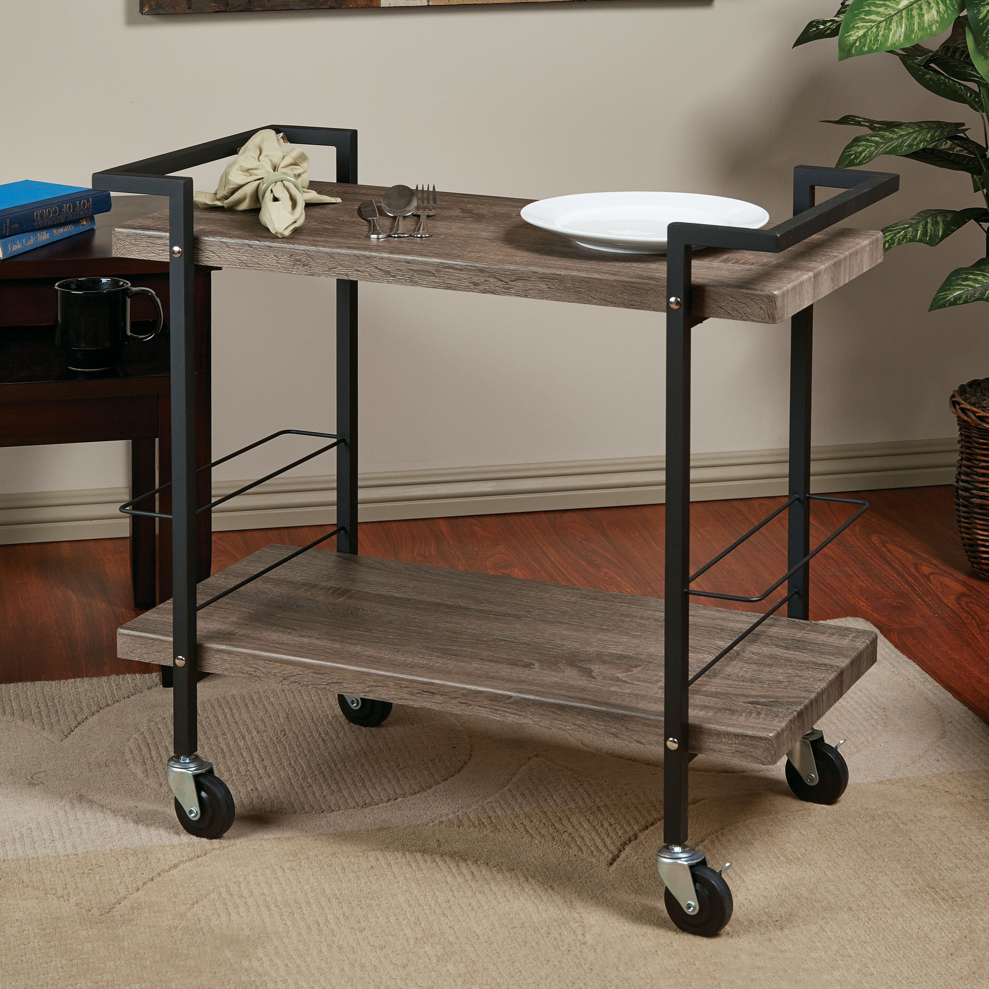 Trent Austin Design Hale Serving Cart Amp Reviews Wayfair