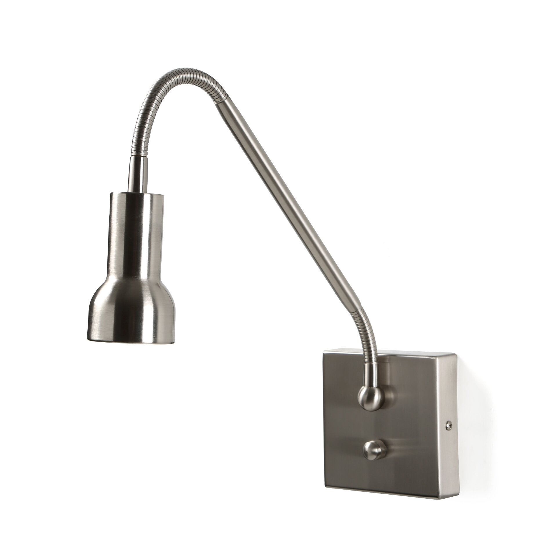Trent Austin Design Pynchon 1 Light Swing Arm Wall Lamp