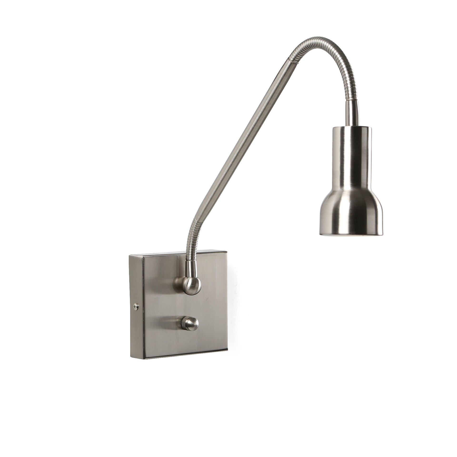 Trent Austin Design Pynchon 1 Light Swing Arm Wall Lamp