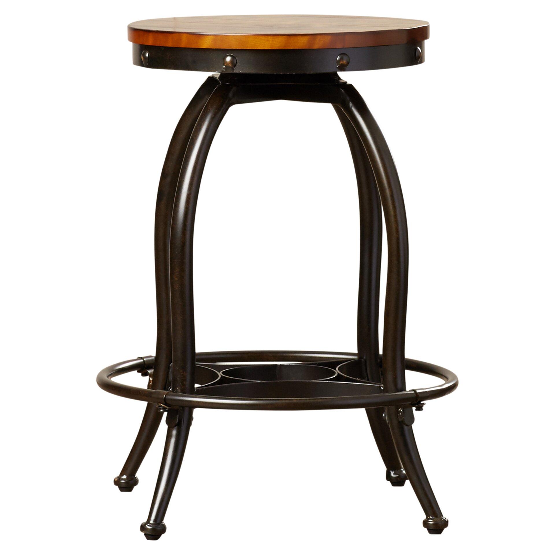 Trent Austin Design 25 Swivel Bar Stool Reviews Wayfair