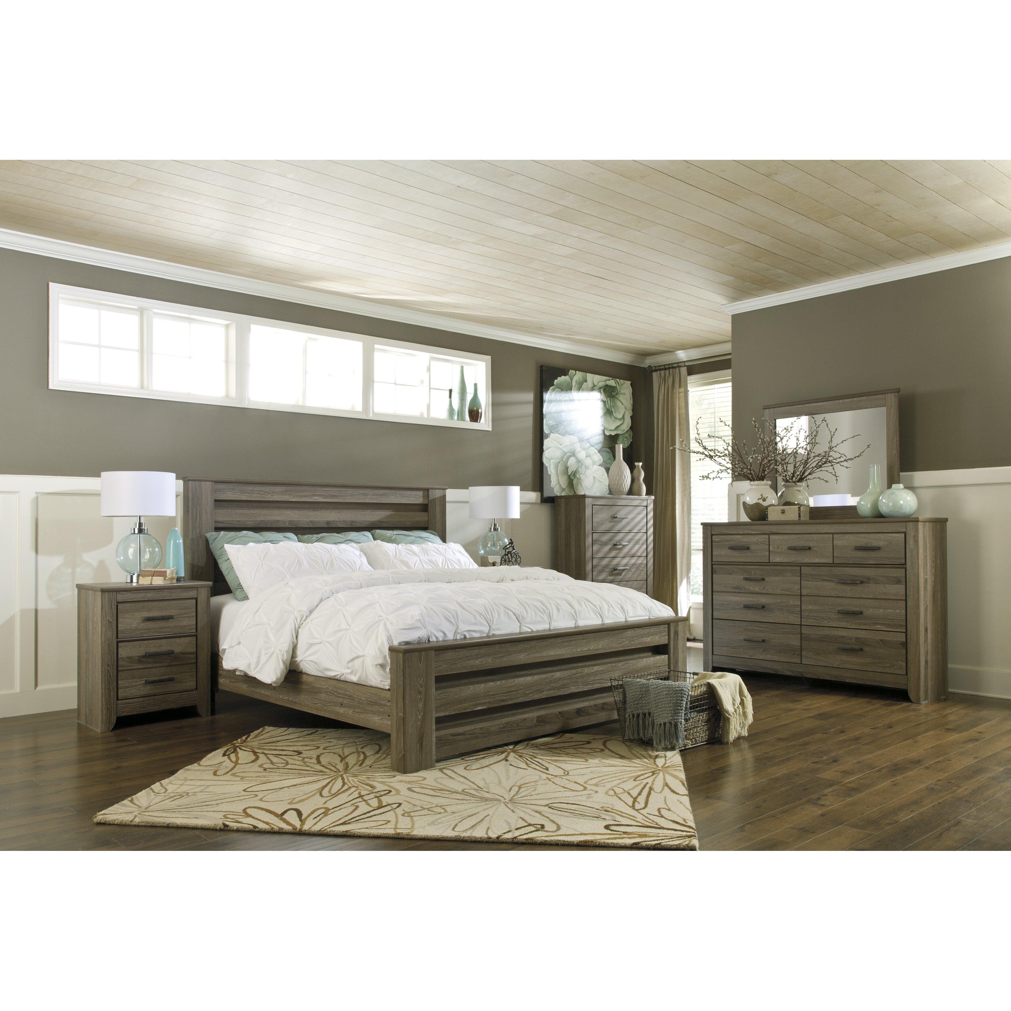 Trent Austin Design Orange Panel Customizable Bedroom Set