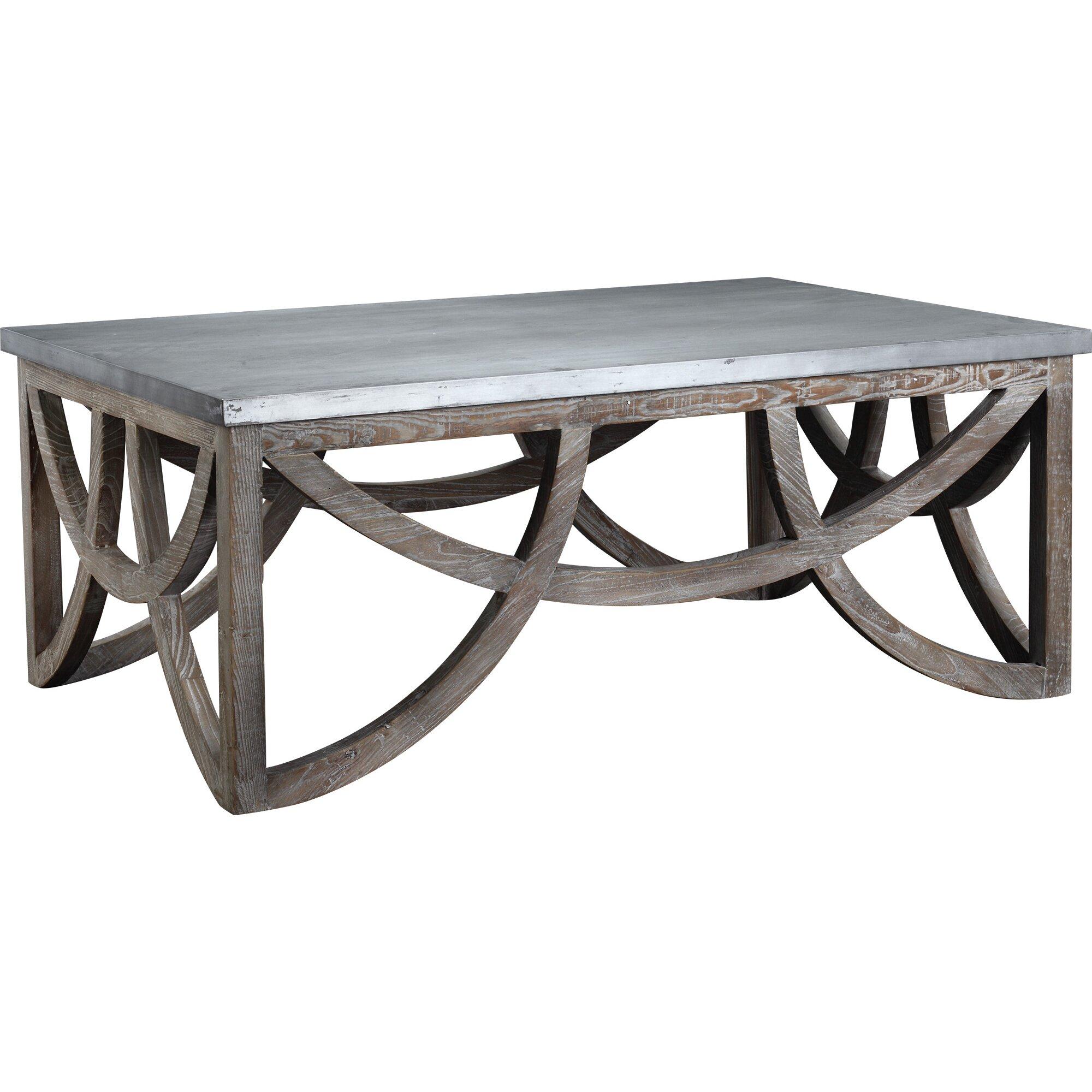 Trent Austin Design Simi Valley Coffee Table Reviews Wayfair