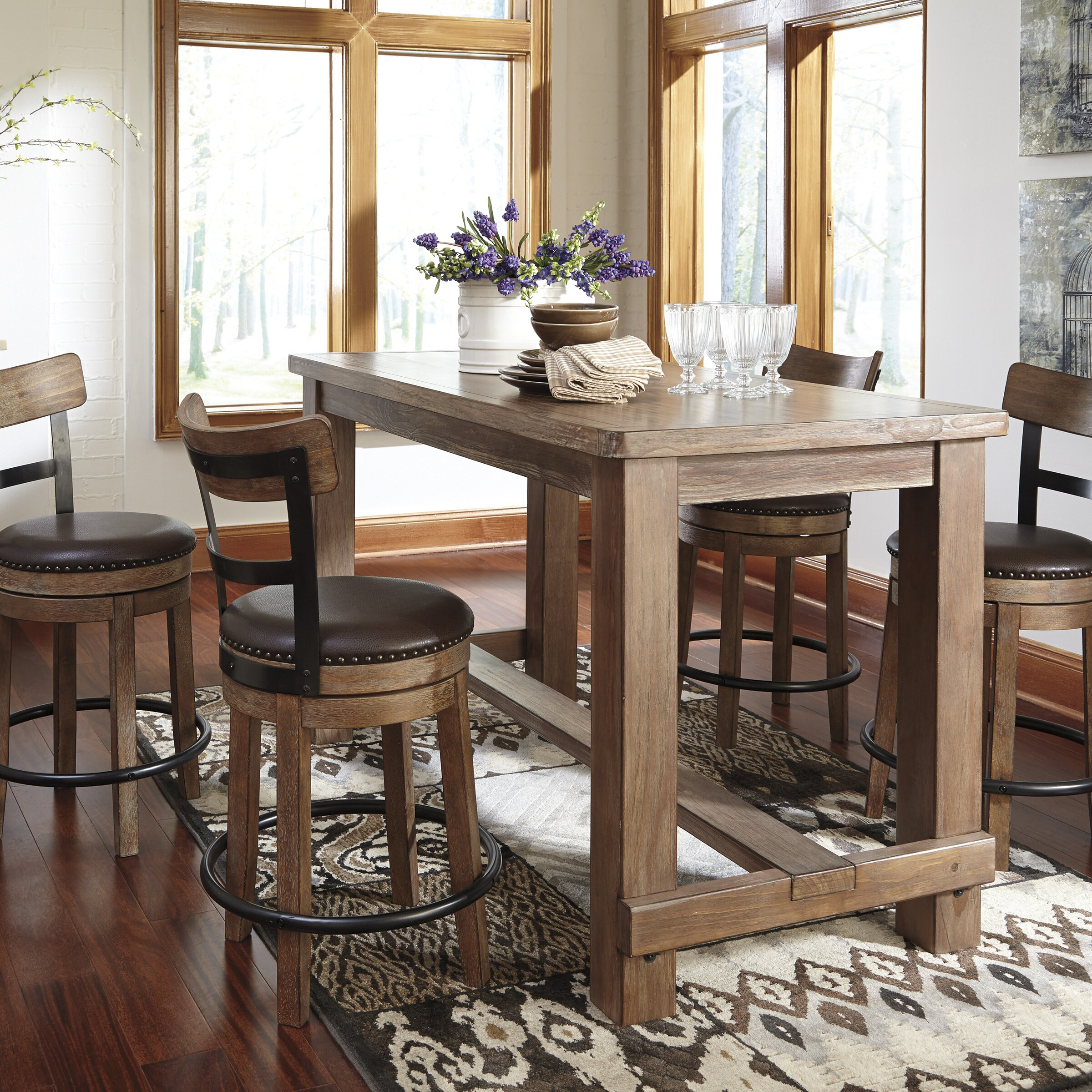 Trent Austin Design Empire Pub Table Set & Reviews