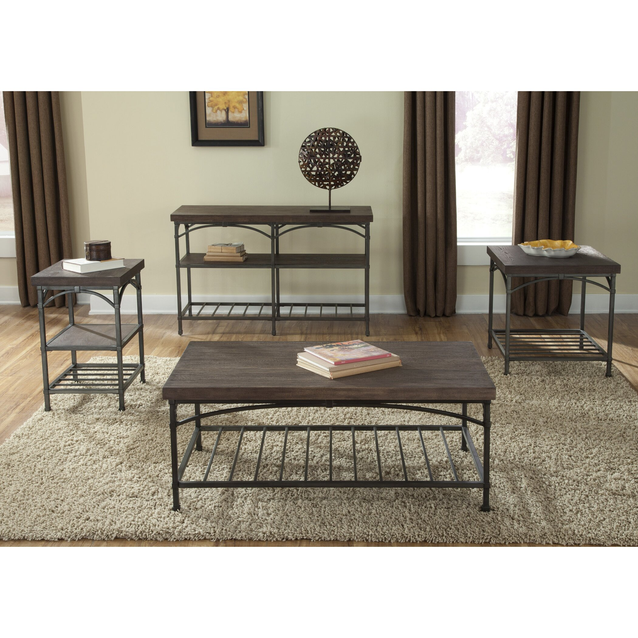 Trent Austin Design Laguna Coffee Table Reviews: Trent Austin Design Franklin Coffee Table & Reviews