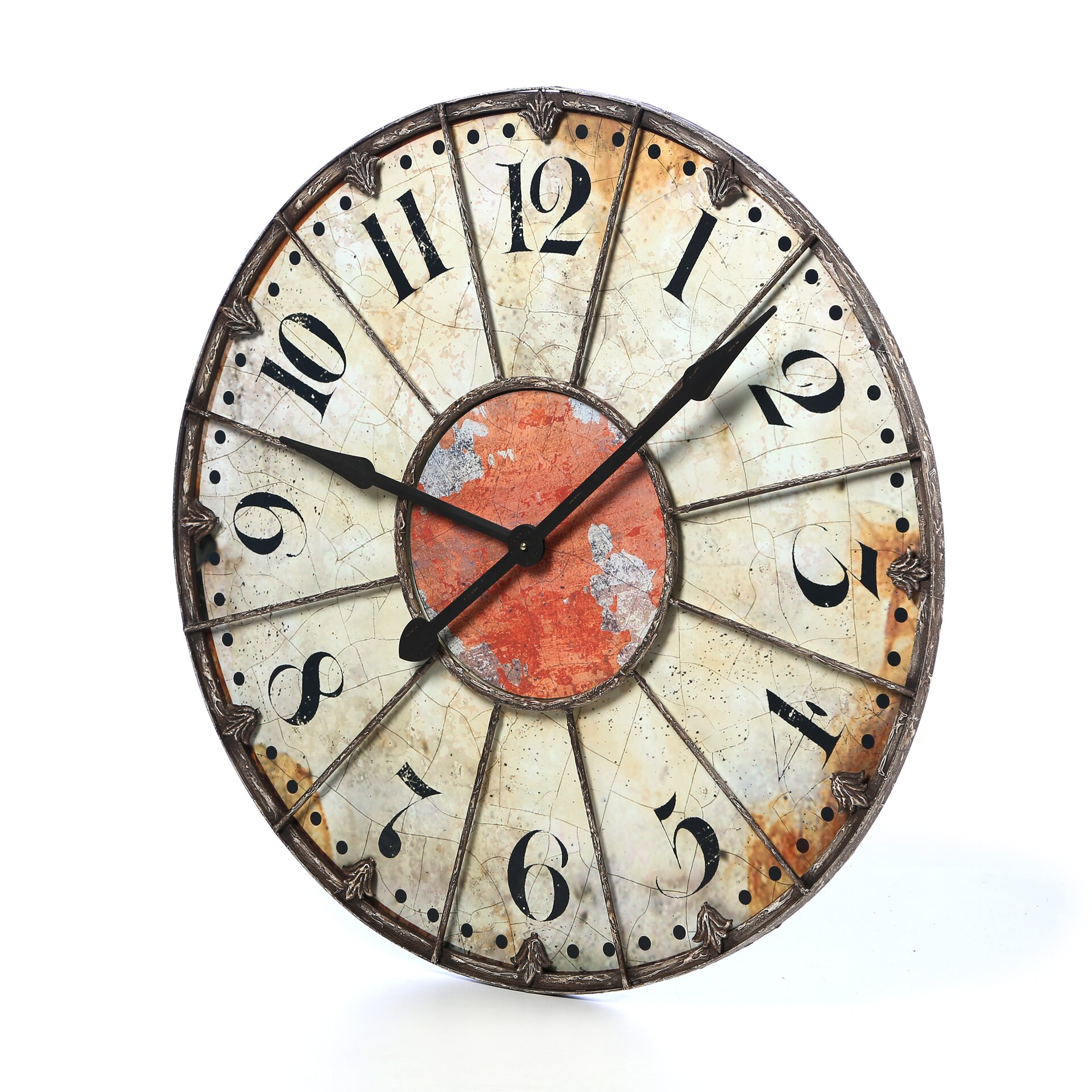 Trent Austin Design Oversized 29 Quot Ellsworth Wall Clock