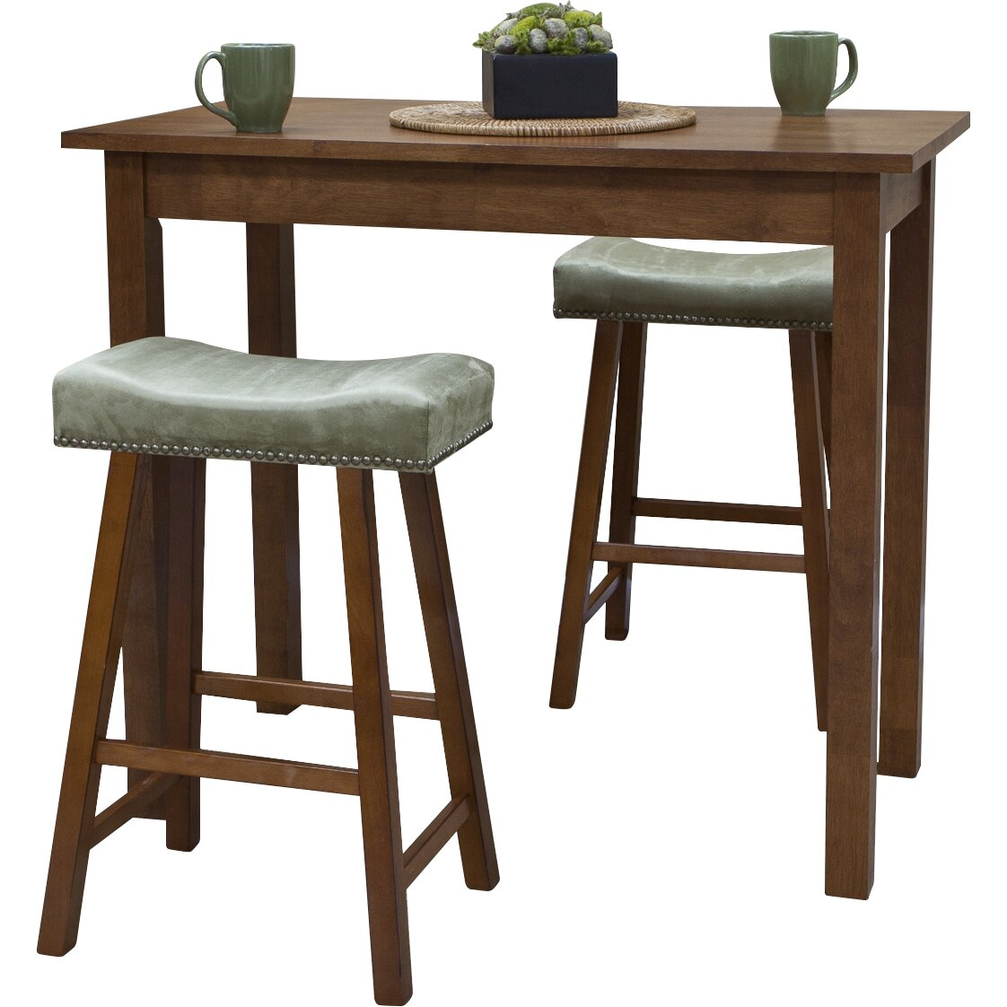 Trent Austin Design Gilpatrick Counter Height Dining Table  : Trent Austin Design25C225AE Gilpatrick Counter Height Dining Table from www.wayfair.com size 1122 x 1122 jpeg 175kB