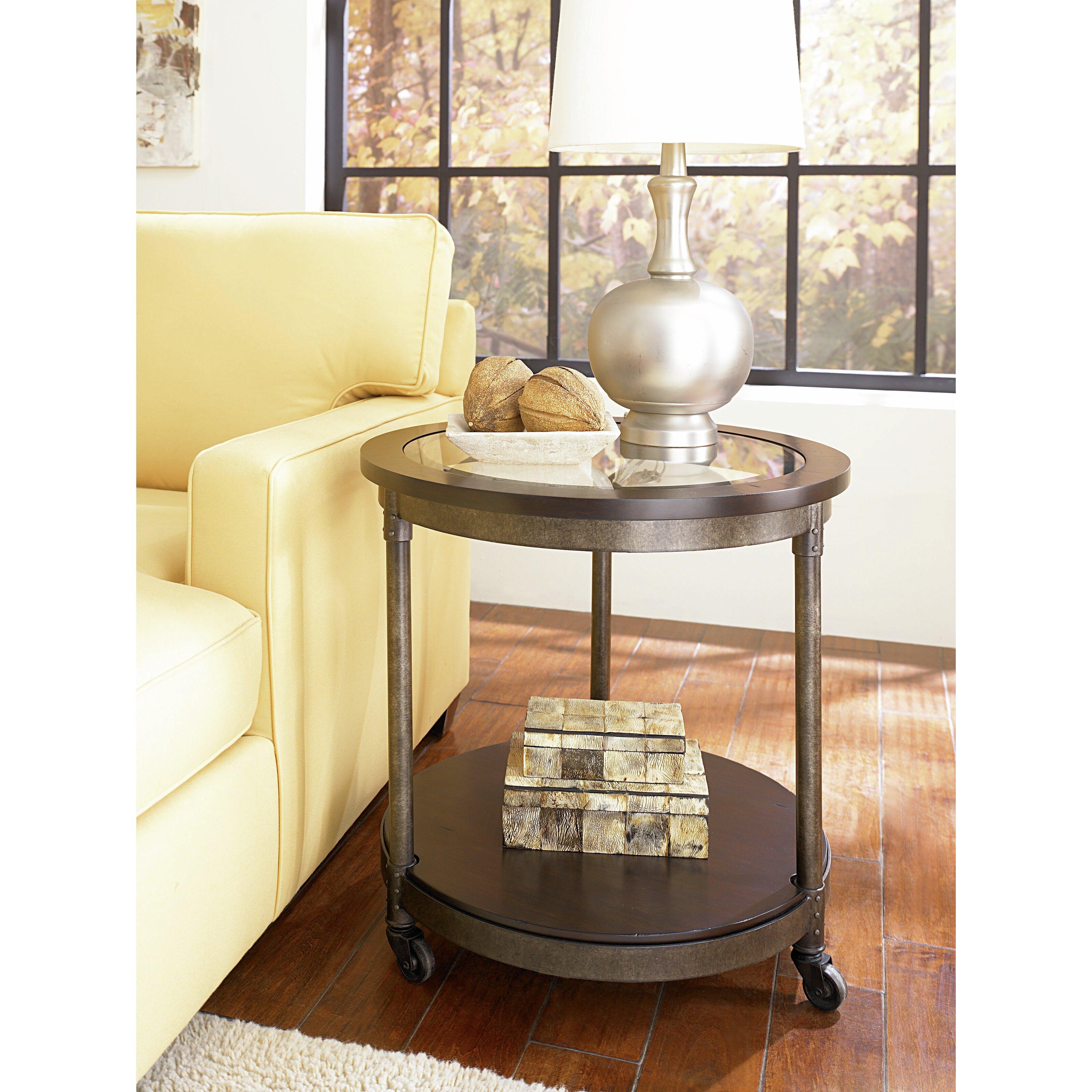 San jose end table by trent austin design