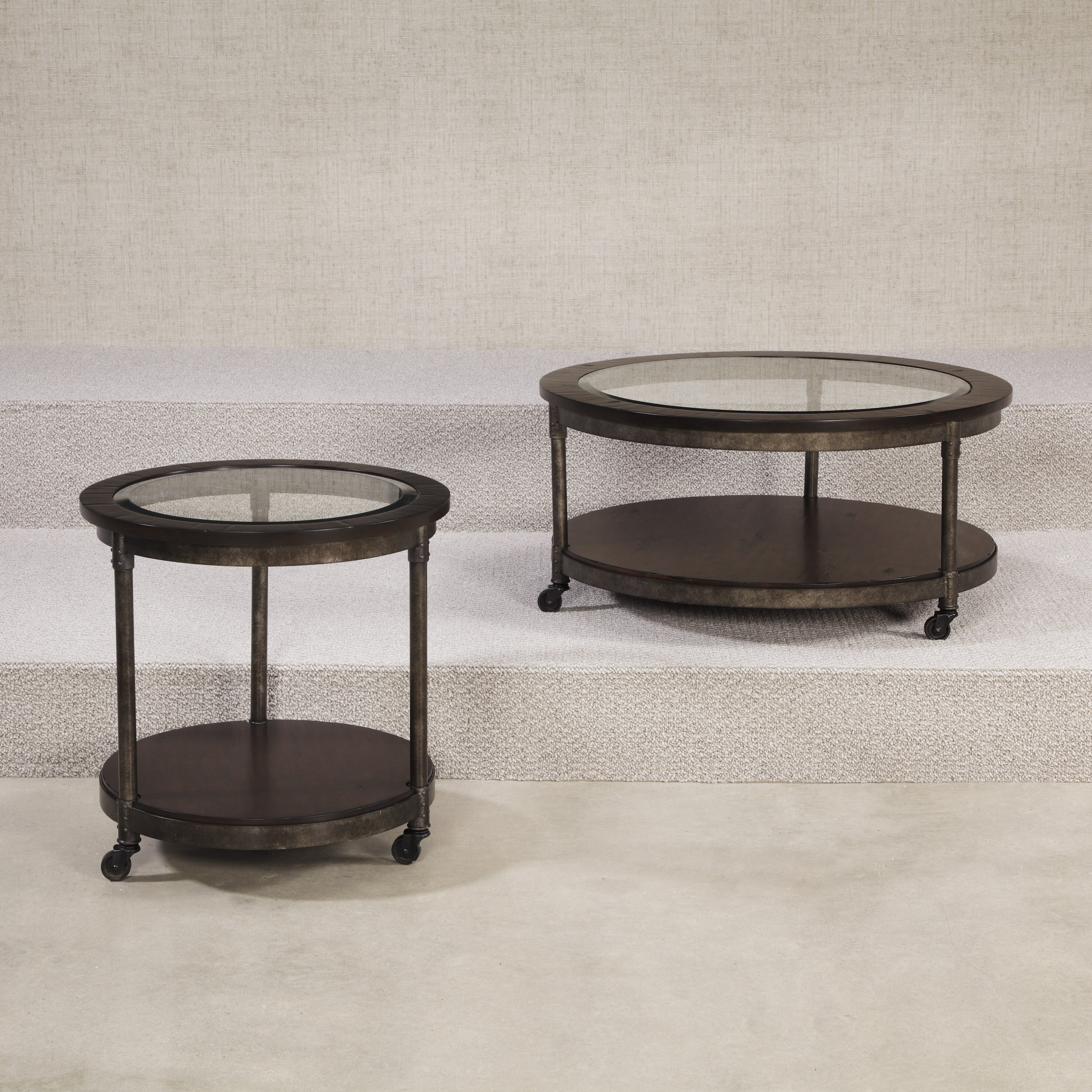 Trent Austin Design Leora Coffee Table Set Reviews Wayfair