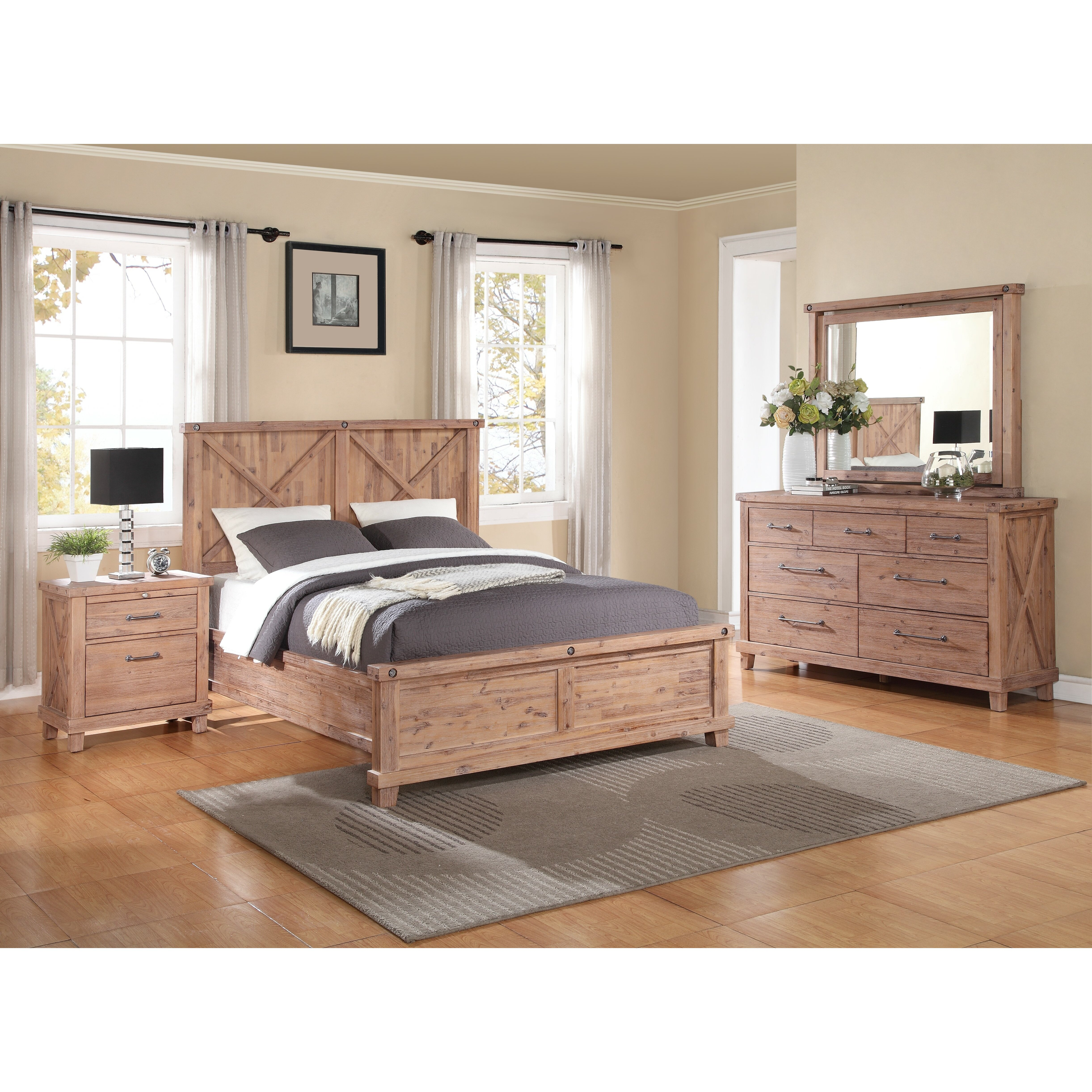 Trent Austin Design Panel Customizable Bedroom Set Reviews Wayfair