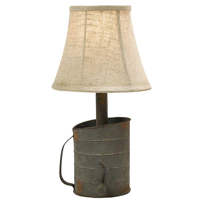 Trent austin design chittim 15 5 table lamps set of 4 for Lamp shades austin