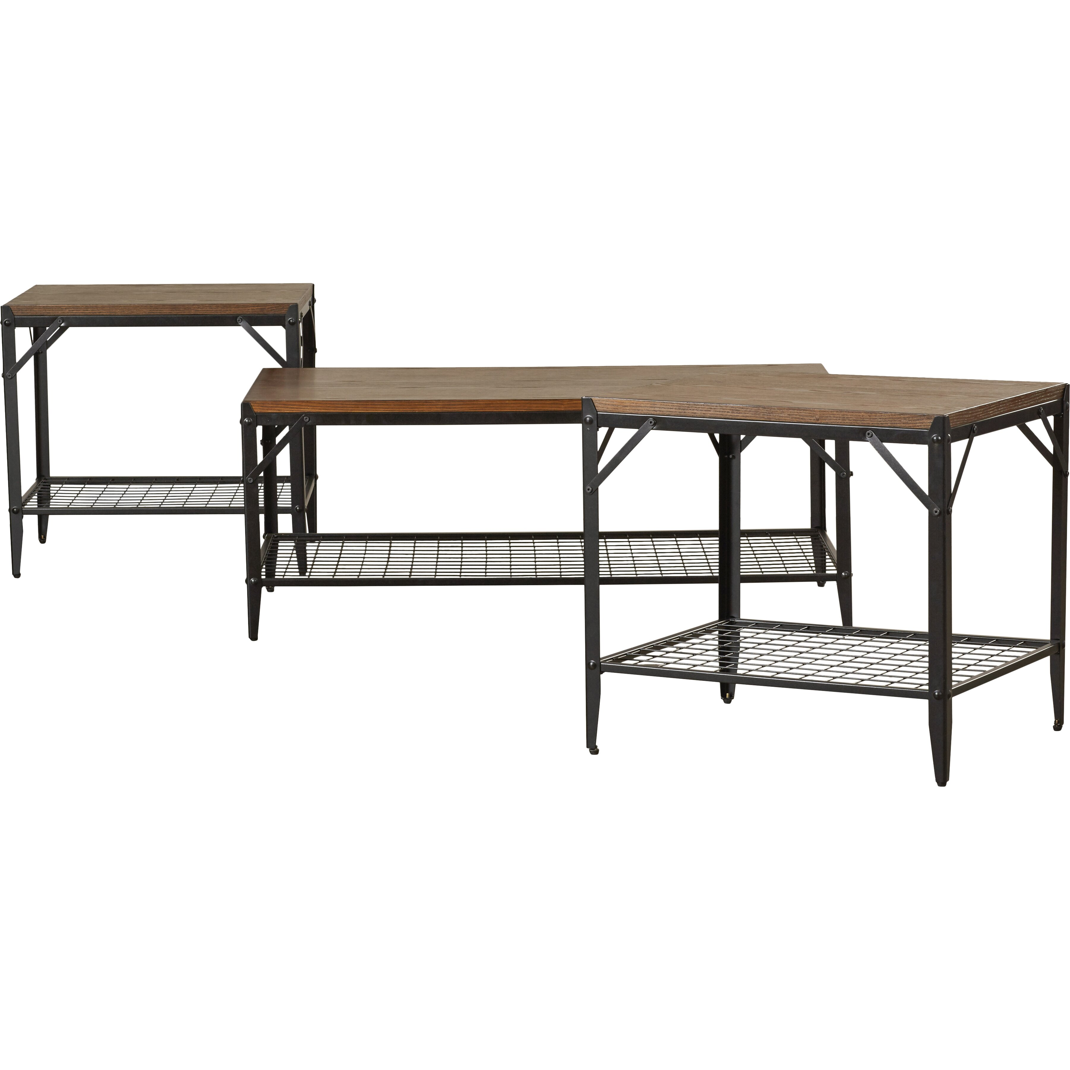 Trent Austin Design Moraga 3 Piece Coffee Table Set Reviews