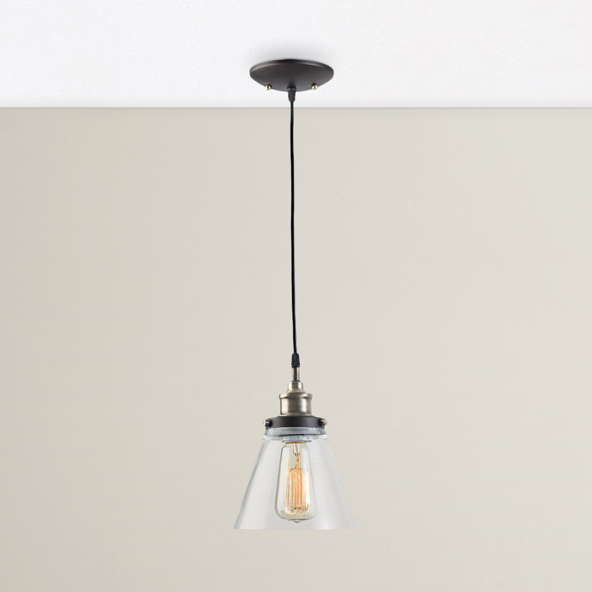 Trent Austin Design Oliver 1 Light Mini Pendant Amp Reviews