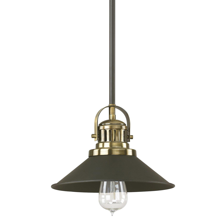 Trent Austin Design Hopa 1 Light Mini Pendant & Reviews