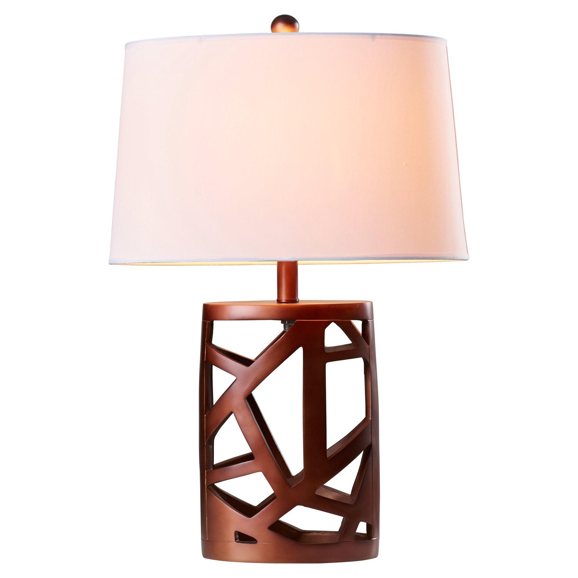 Trent austin design kaulton 25 5 table lamp reviews for Lamp shades austin
