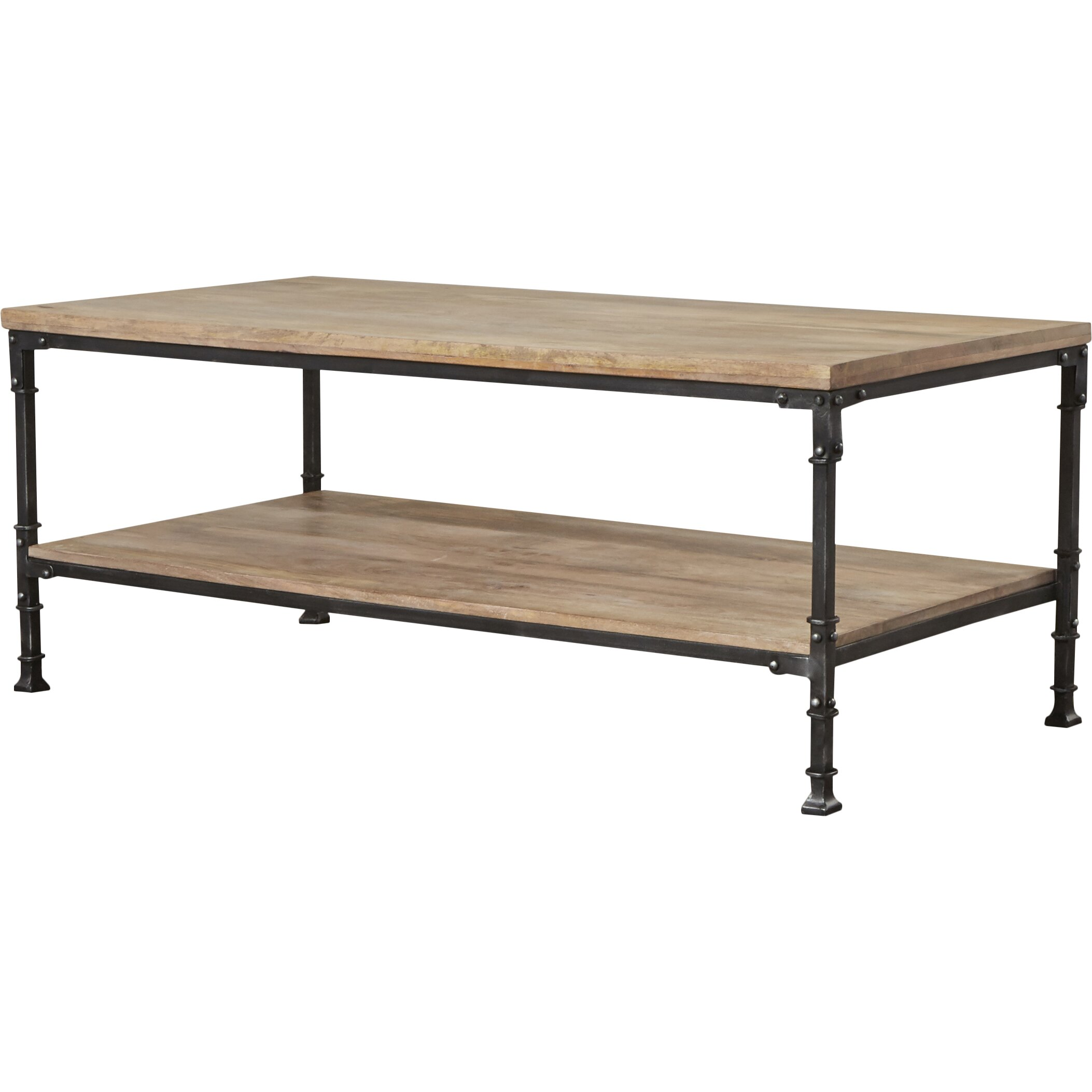 Trent Austin Design Cudahy Coffee Table Reviews Wayfair