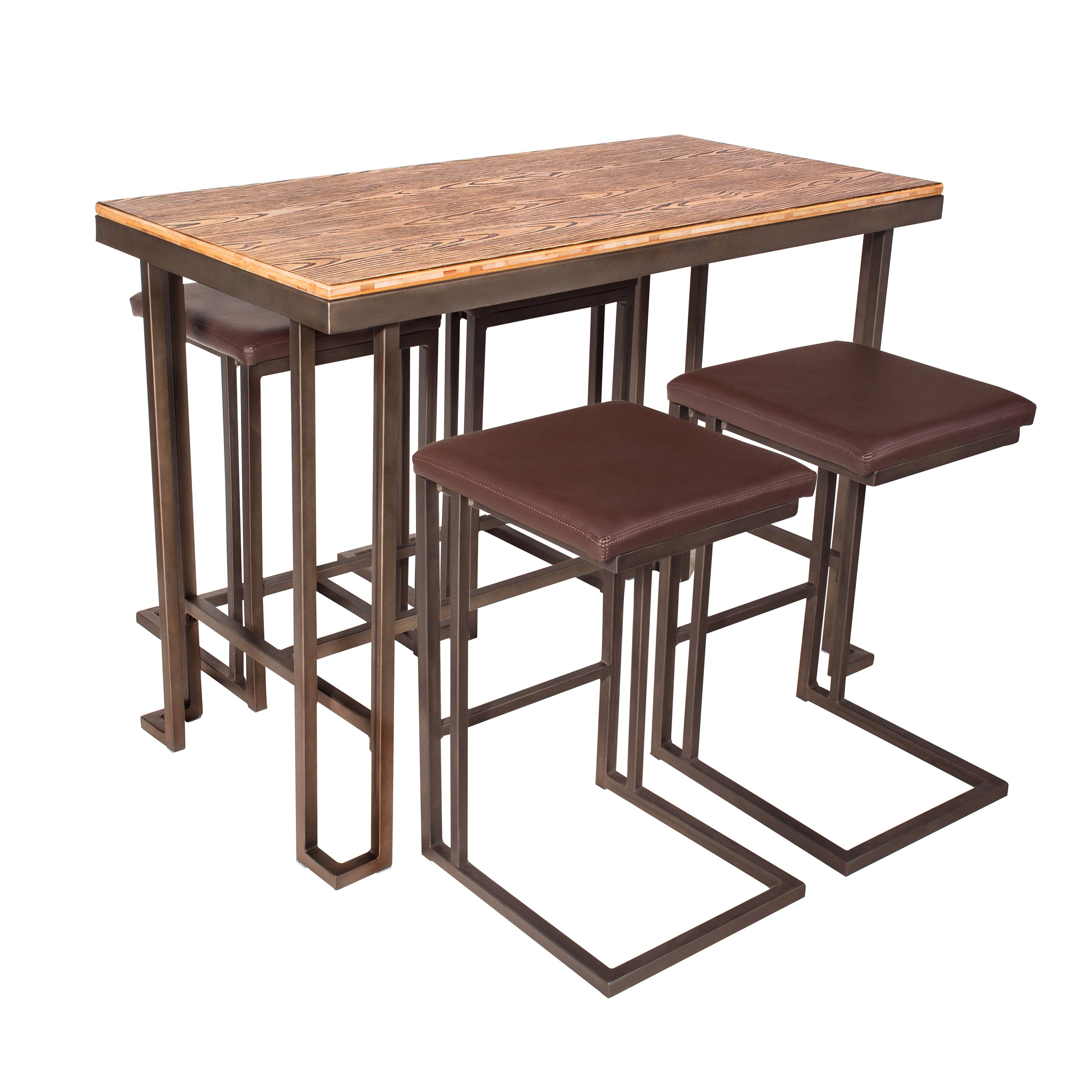 Trent Austin Design Calistoga Counter Height Pub Table