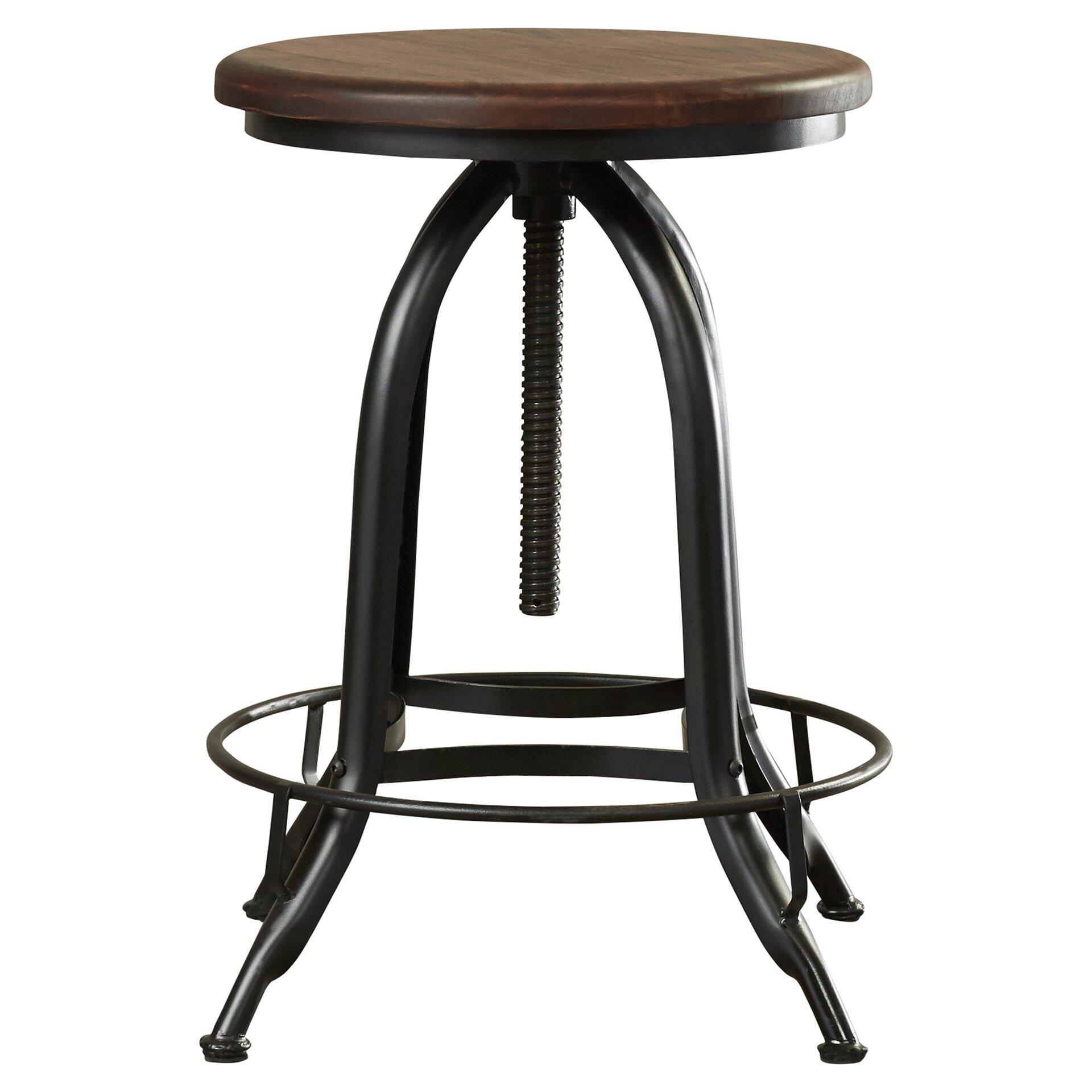 Trent Austin Design Nevada Adjustable Height Swivel Bar