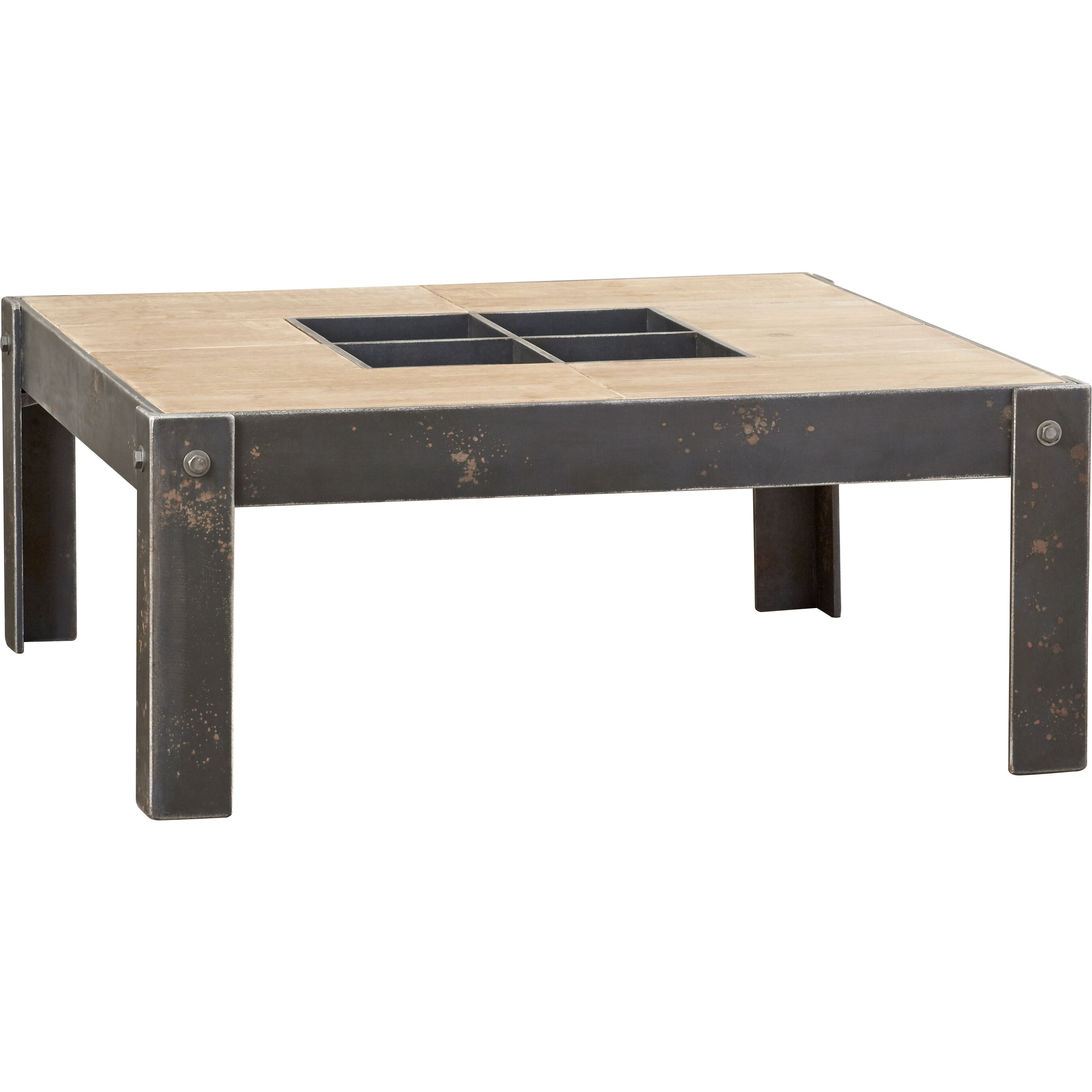 Hd Designs Tabor Collection Console Table Java Brown Hd Designs