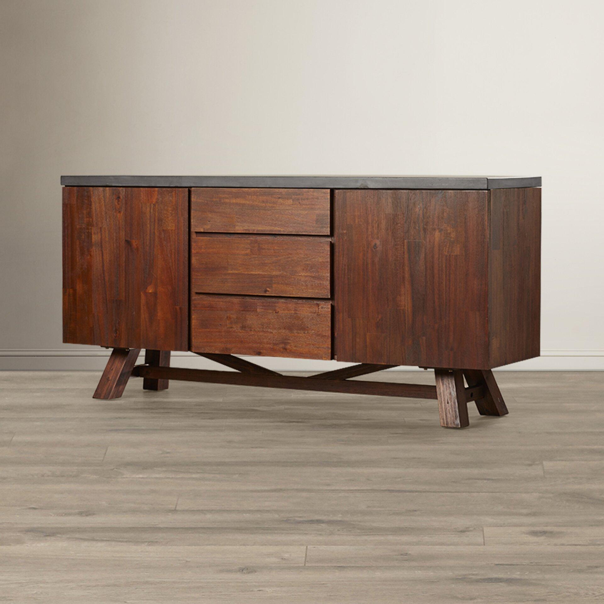 trent austin design windom sideboard wayfair. Black Bedroom Furniture Sets. Home Design Ideas