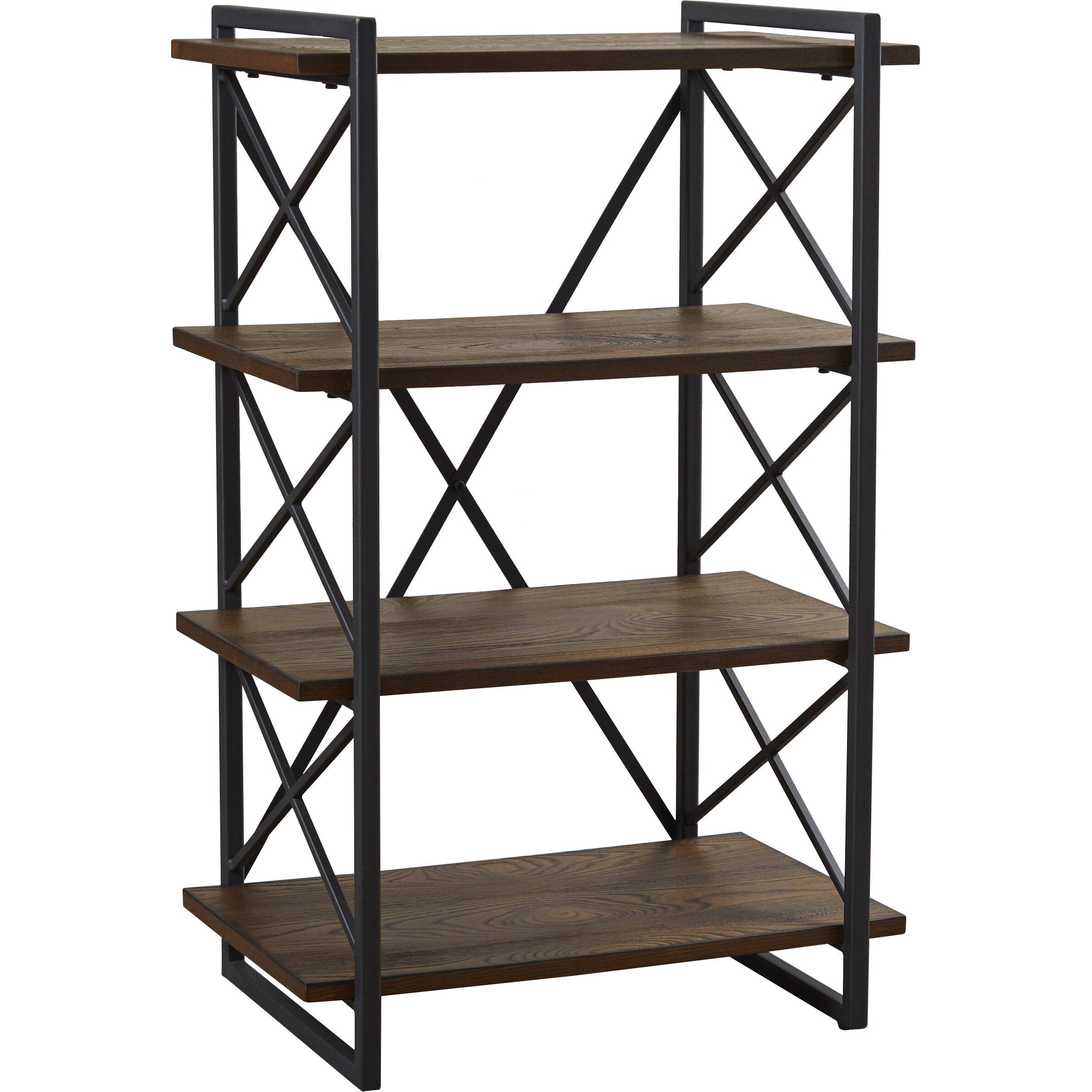 trent austin design coalinga 38 etagere bookcase. Black Bedroom Furniture Sets. Home Design Ideas