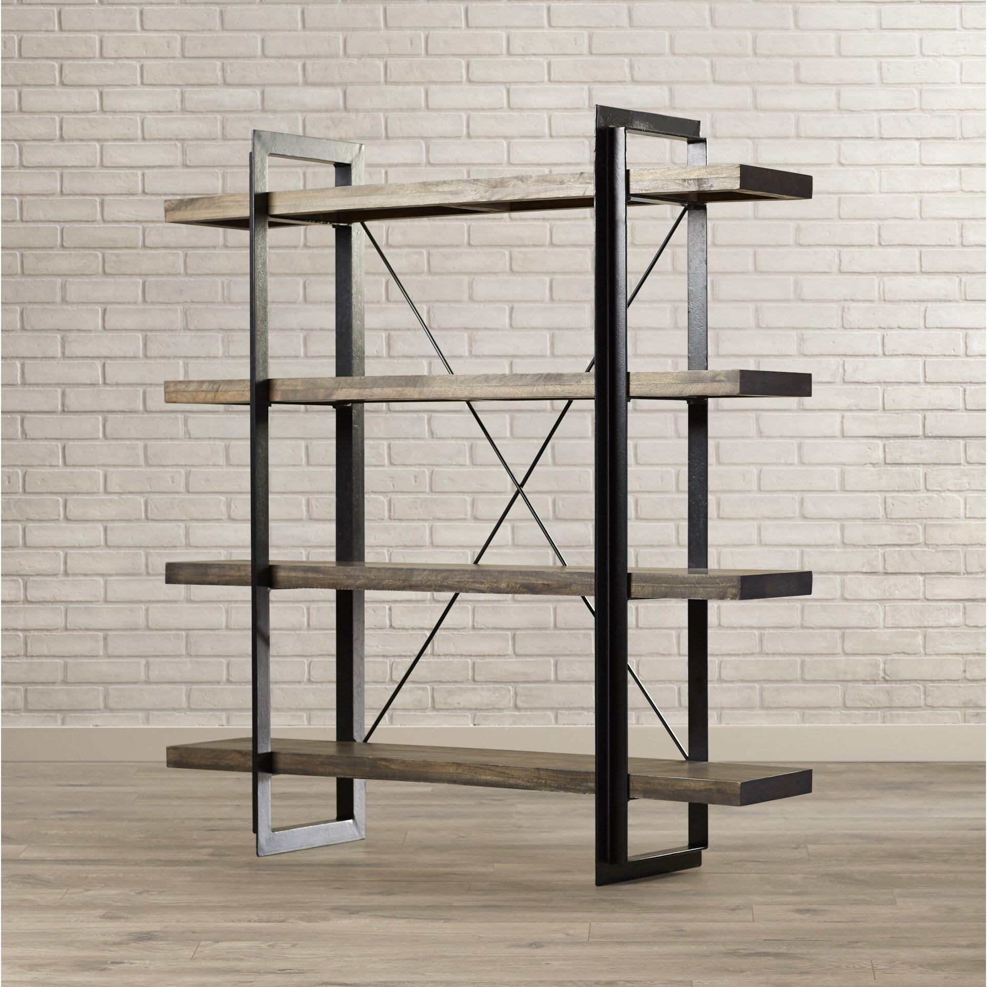 trent austin design killington 64 etagere bookcase wayfair. Black Bedroom Furniture Sets. Home Design Ideas