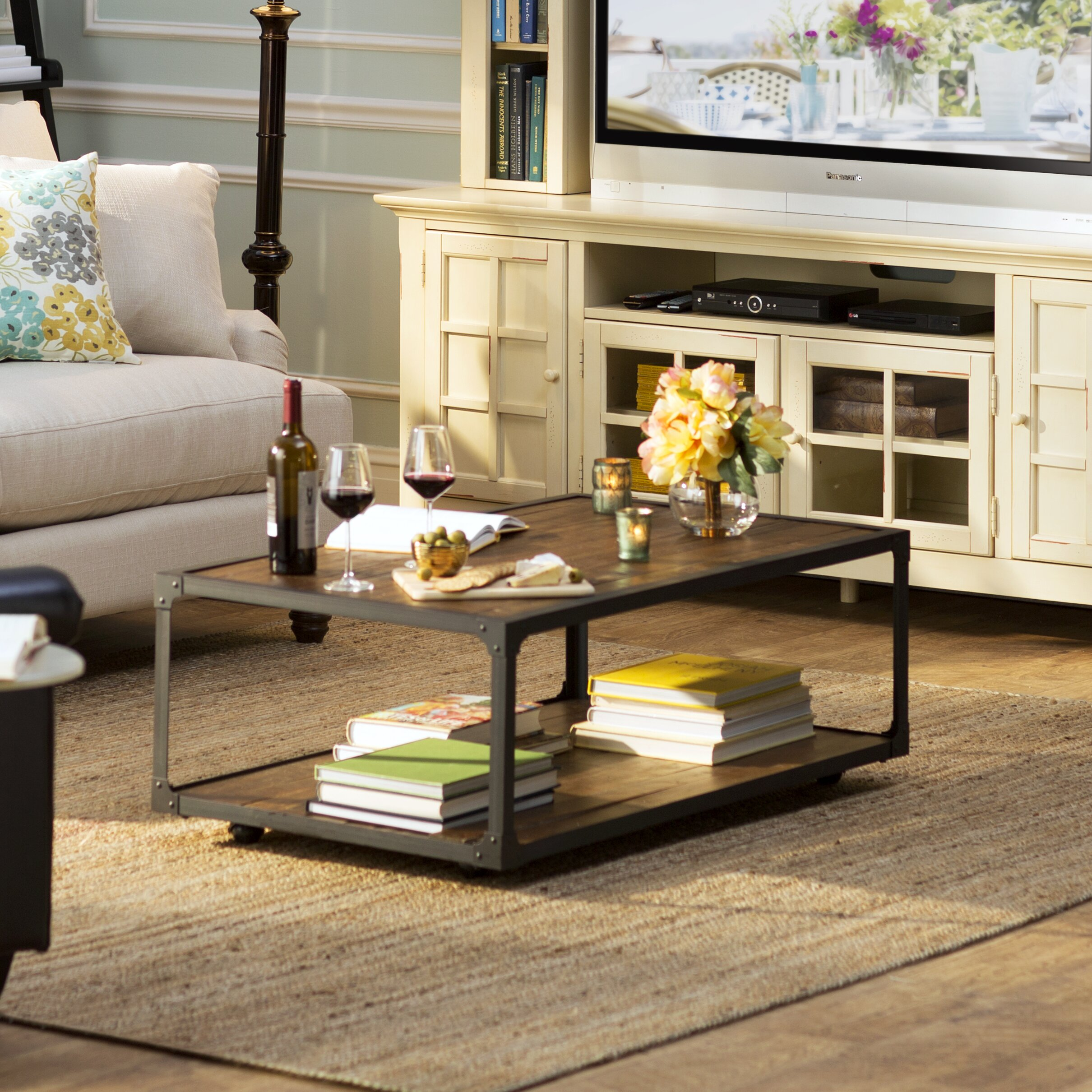 Trent Austin Design Laguna Coffee Table Reviews: Trent Austin Design Beltzhoover Coffee Table & Reviews