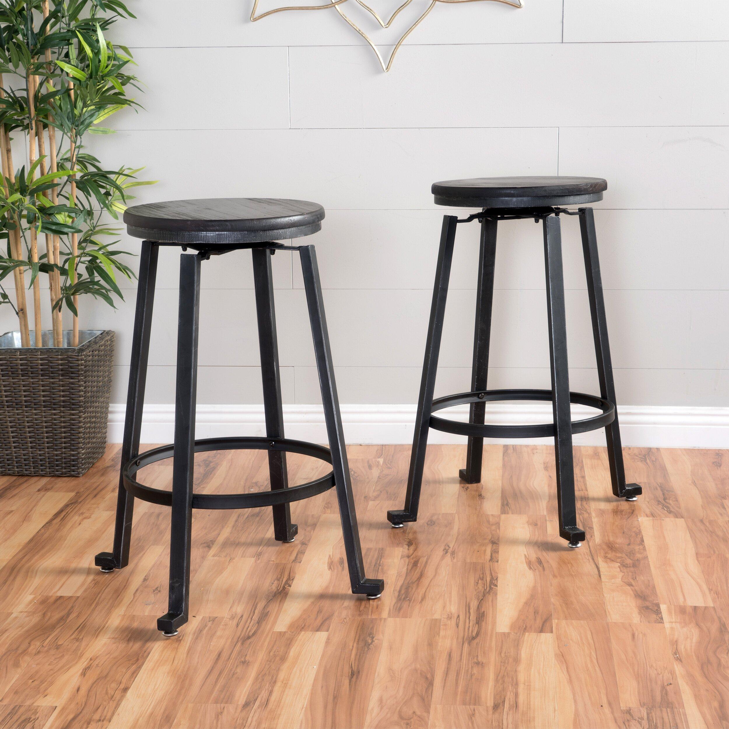 Trent Austin Design Anaheim 27 Quot Swivel Bar Stool Amp Reviews