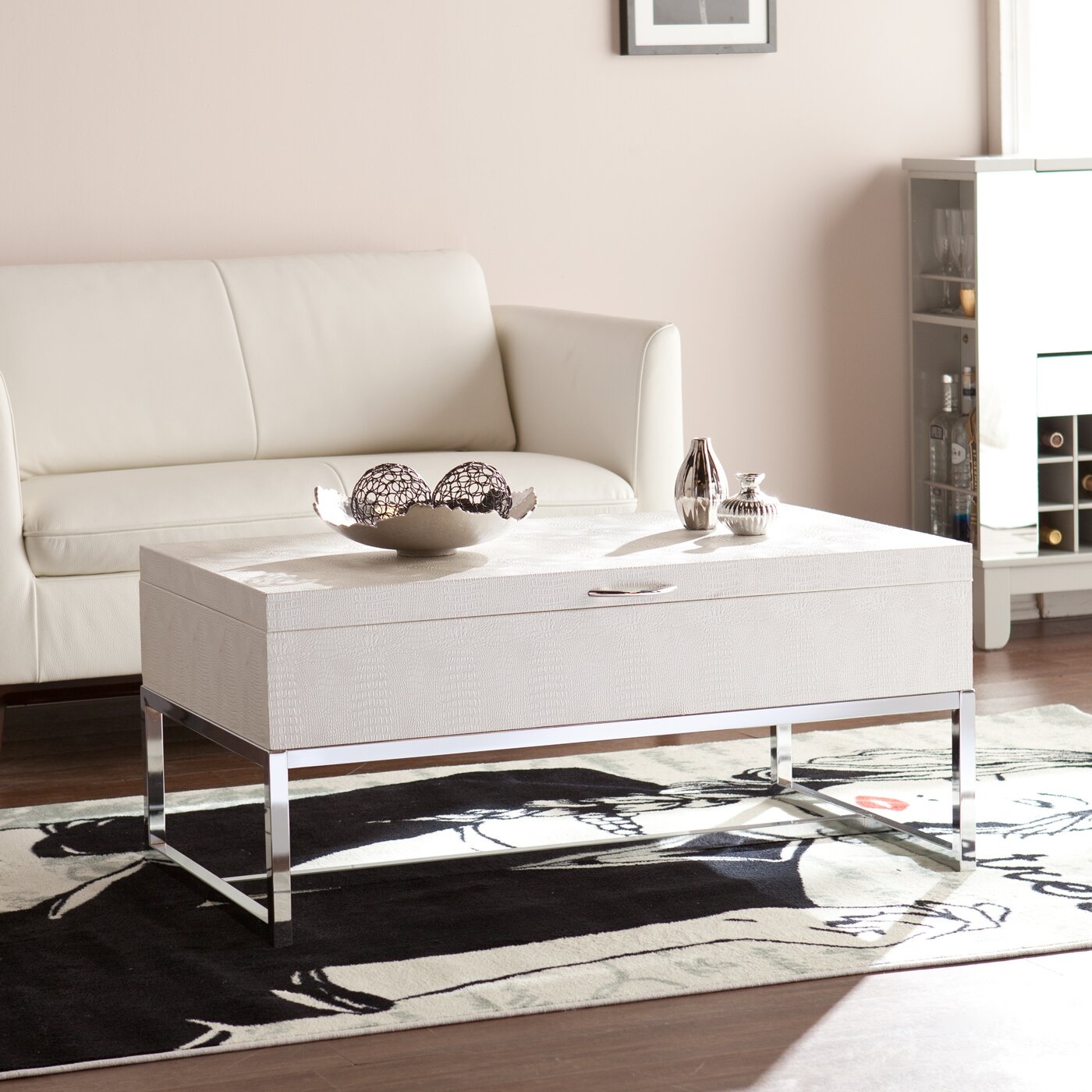 Tree Trunk Coffee Table Melbourne: House Of Hampton Wintershoven Coffee Table & Reviews