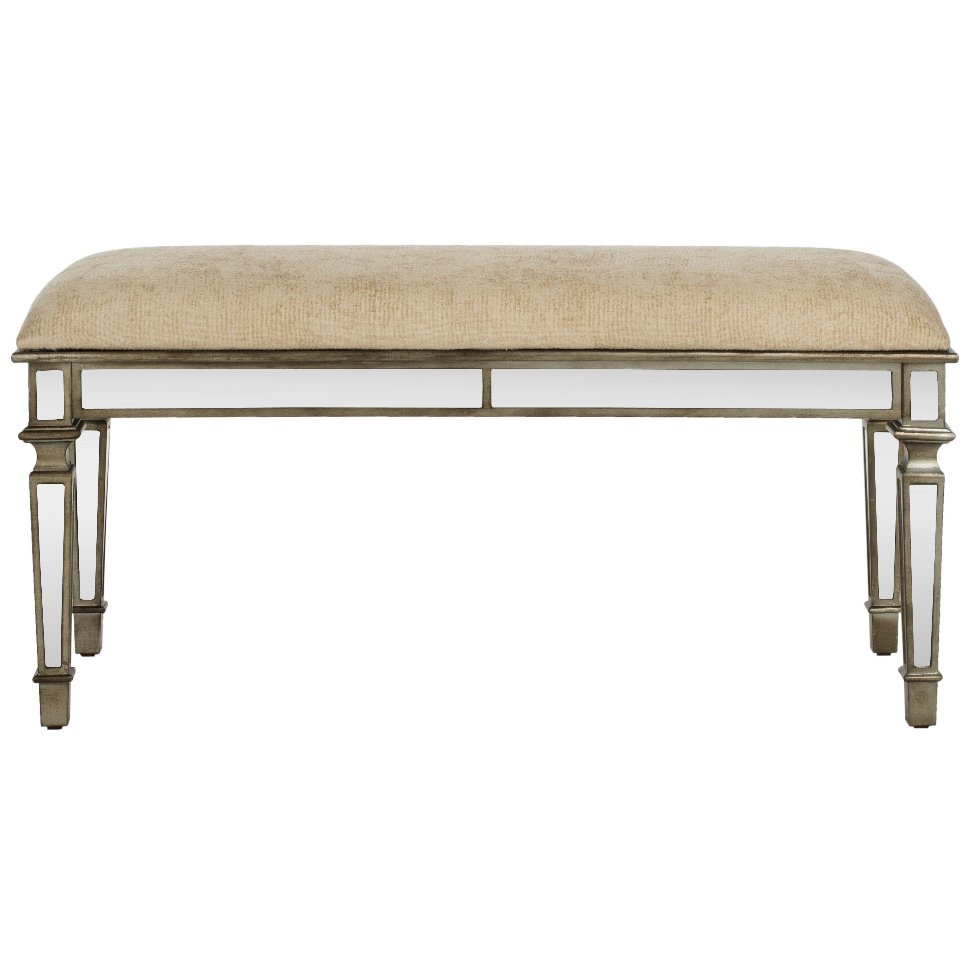 House Of Hampton Davinia Wood Entryway Bench Reviews Wayfair