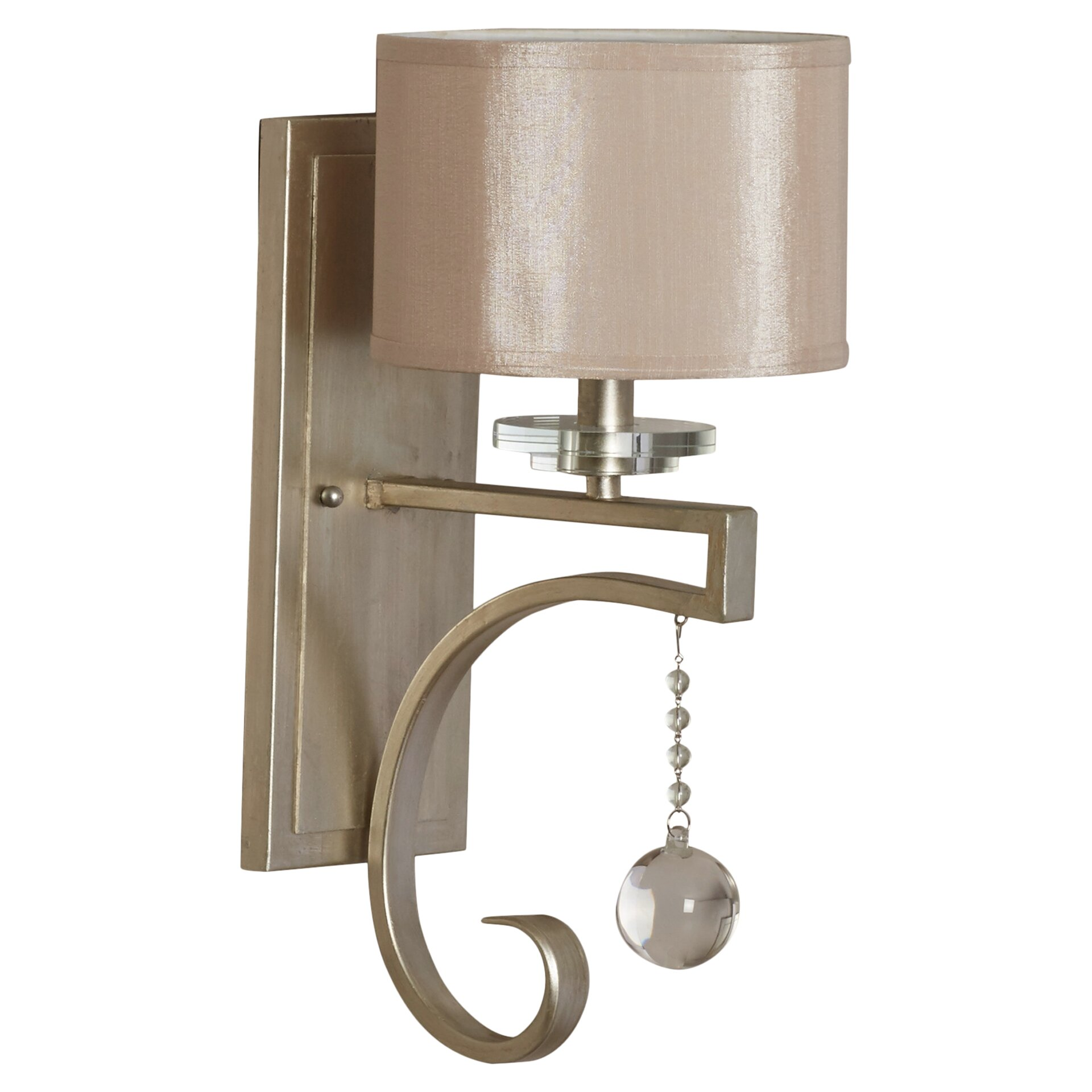 Wall Sconces At Wayfair : House of Hampton Becquere 1 Light Wall Sconce & Reviews Wayfair