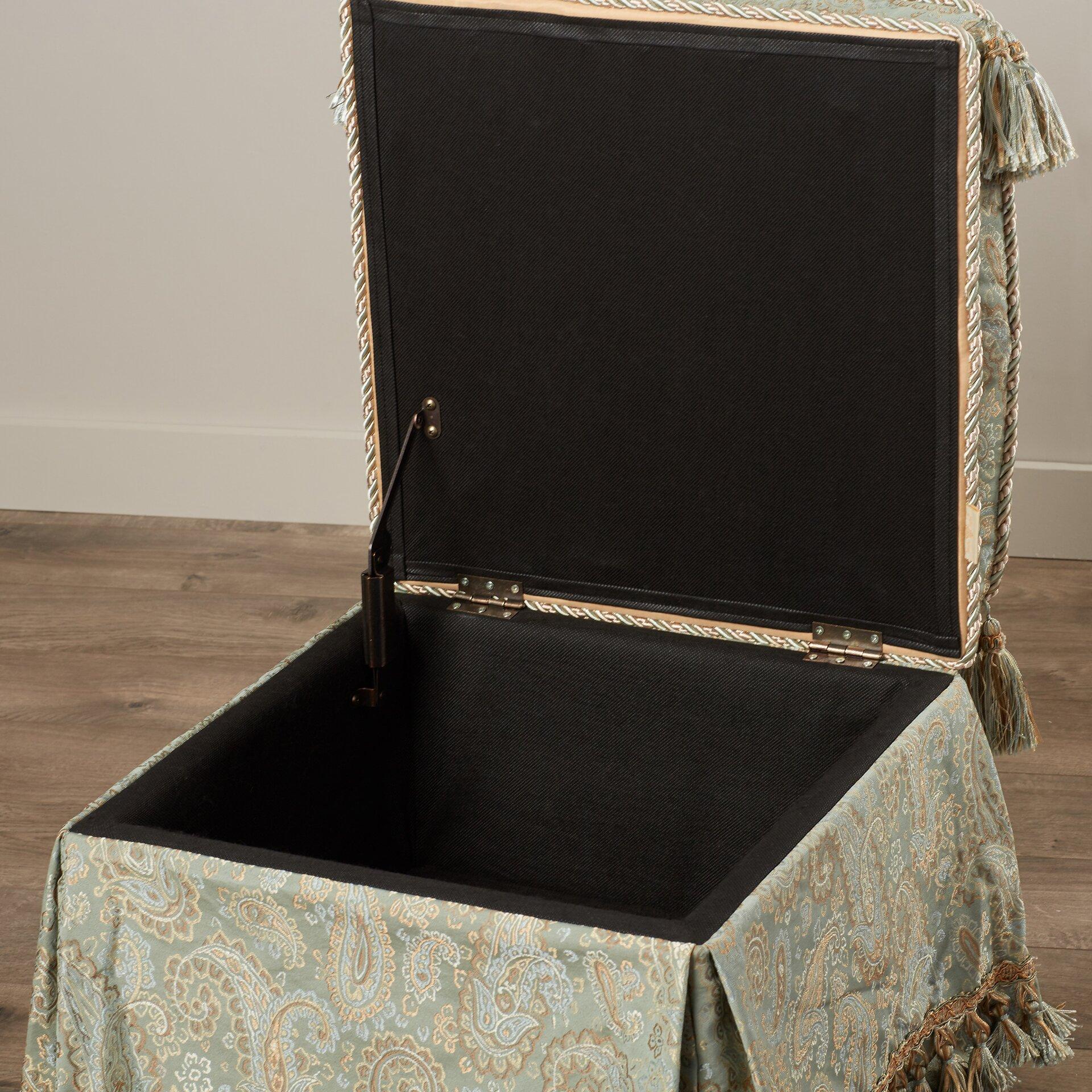 house of hampton yates storage vanity stool reviews wayfair. Black Bedroom Furniture Sets. Home Design Ideas