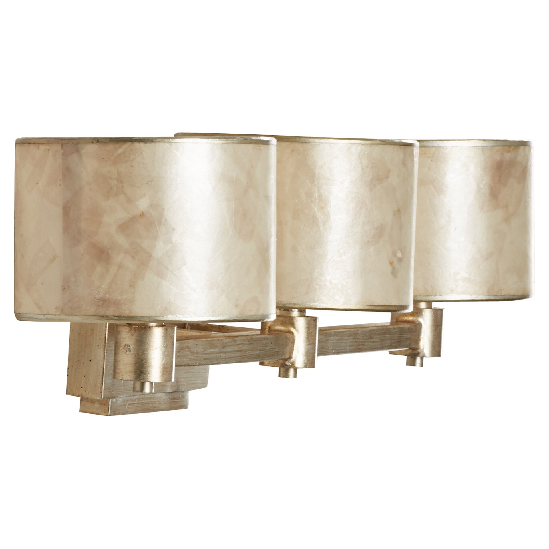 House of Hampton Joan 3 Light Bath Vanity Light & Reviews