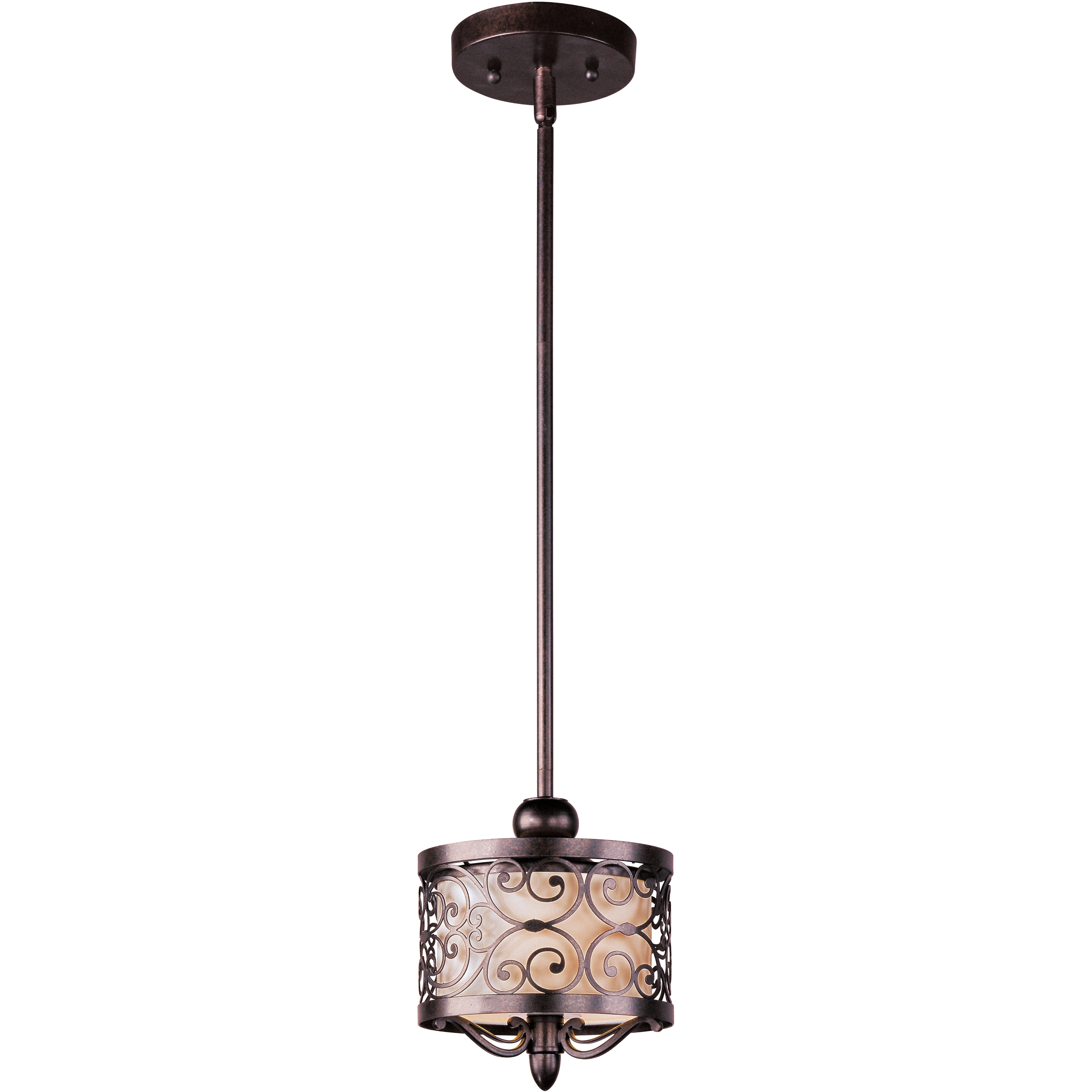 House Of Hampton Lewisville 1 Light Mini Pendant Amp Reviews