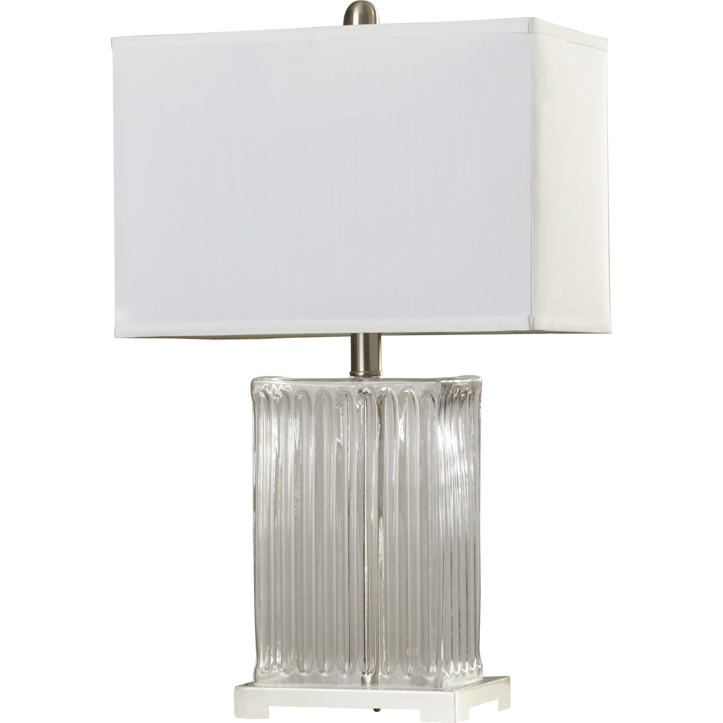 House Of Hampton Long Eaton 24 H Table Lamp With