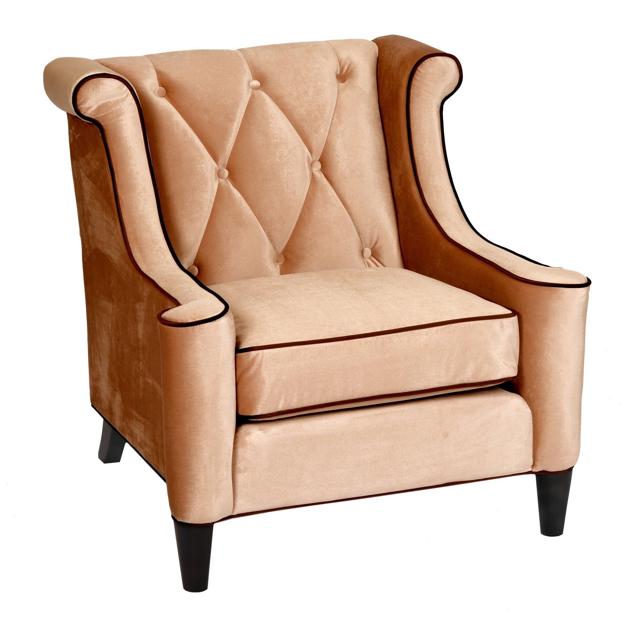 100 Armen Living Barrister Sofa 1 Amanda Black
